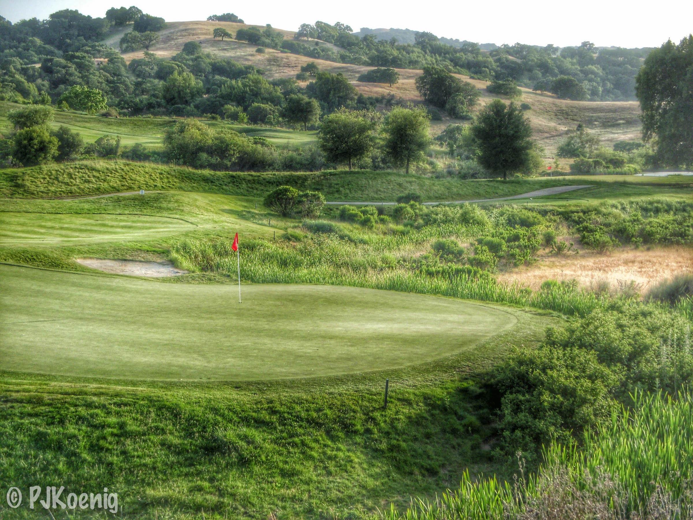 Cinnabar Hills Golf Club - San Jose, CA
