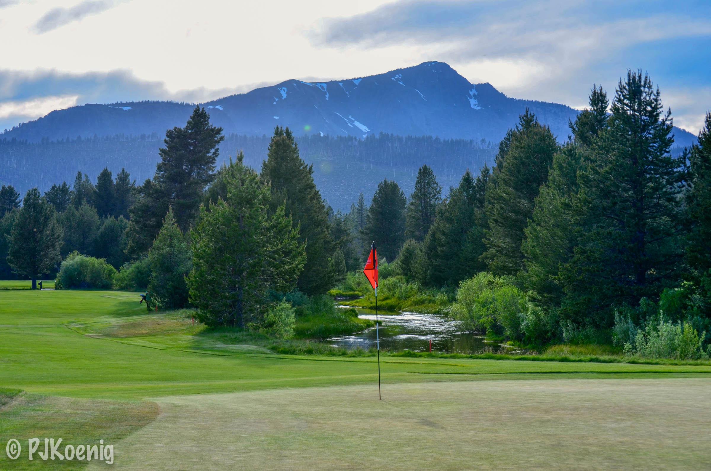 Lake Tahoe Golf Course - South Lake Tahoe, CA