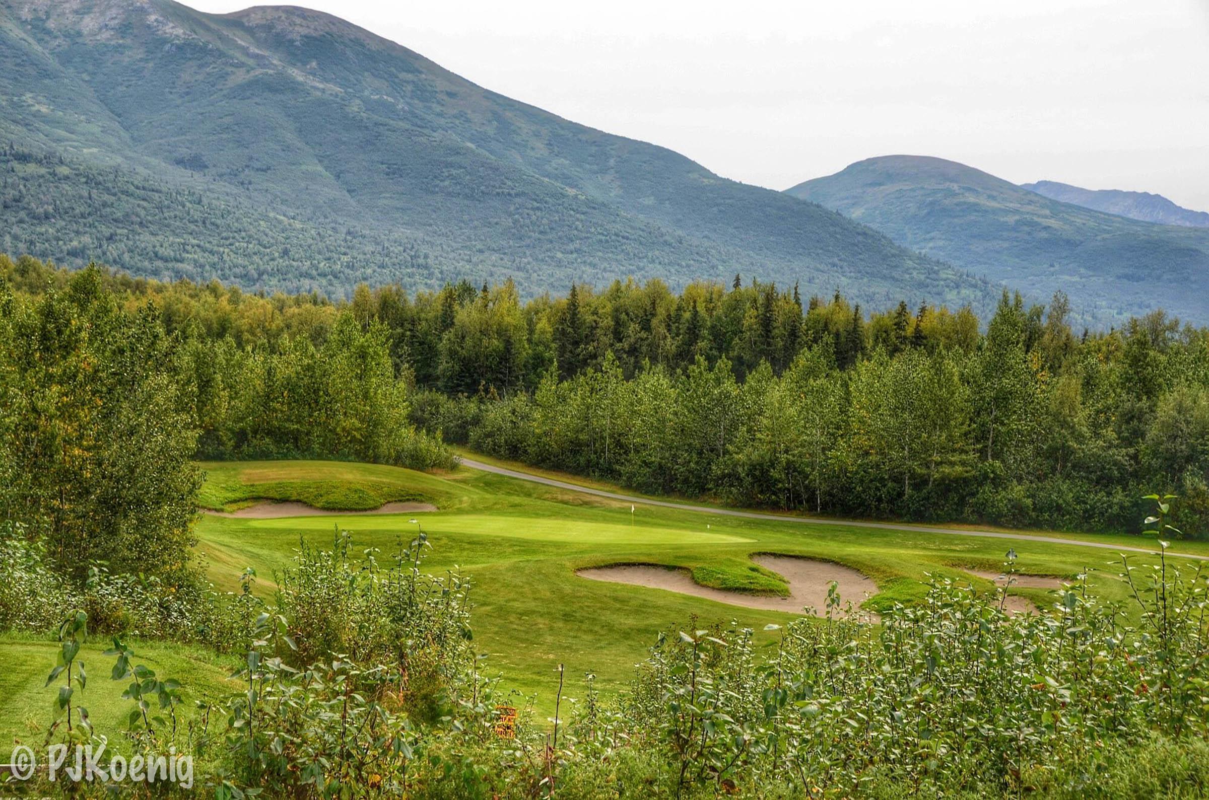 Moose Run Golf Club - Anchorage, AK