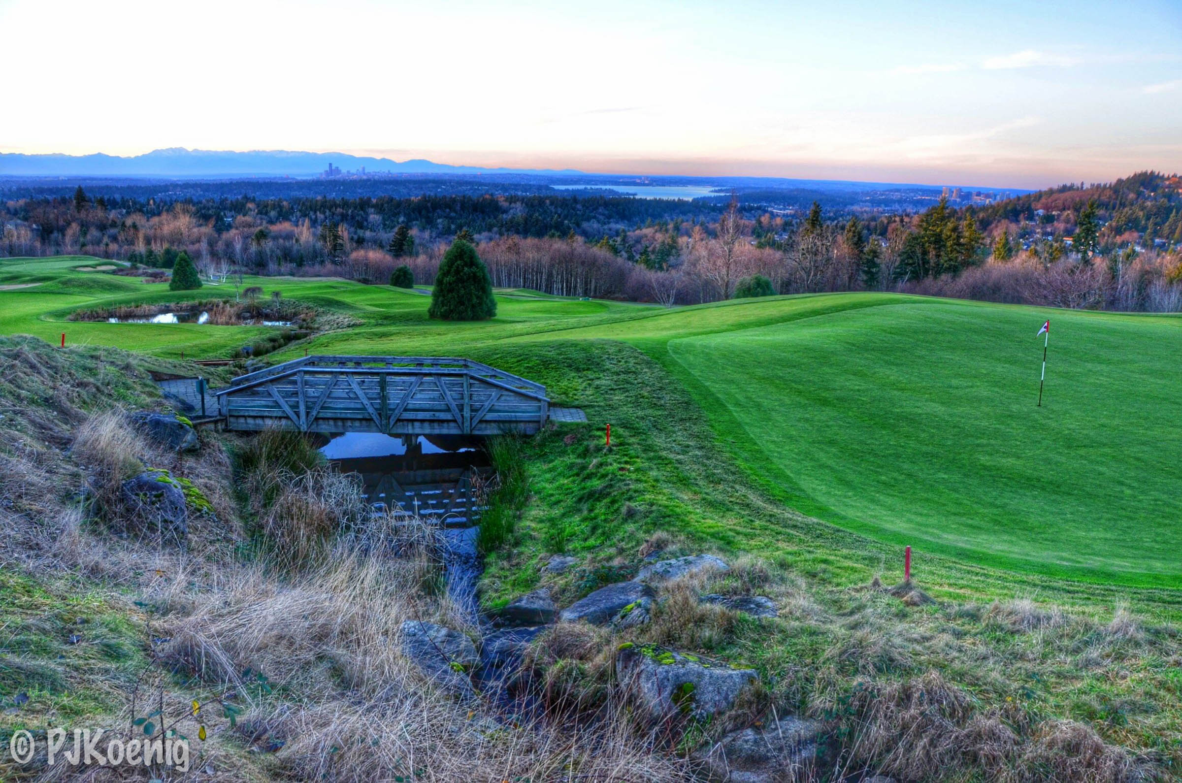 Newcastle Golf Club - Newcastle, WA