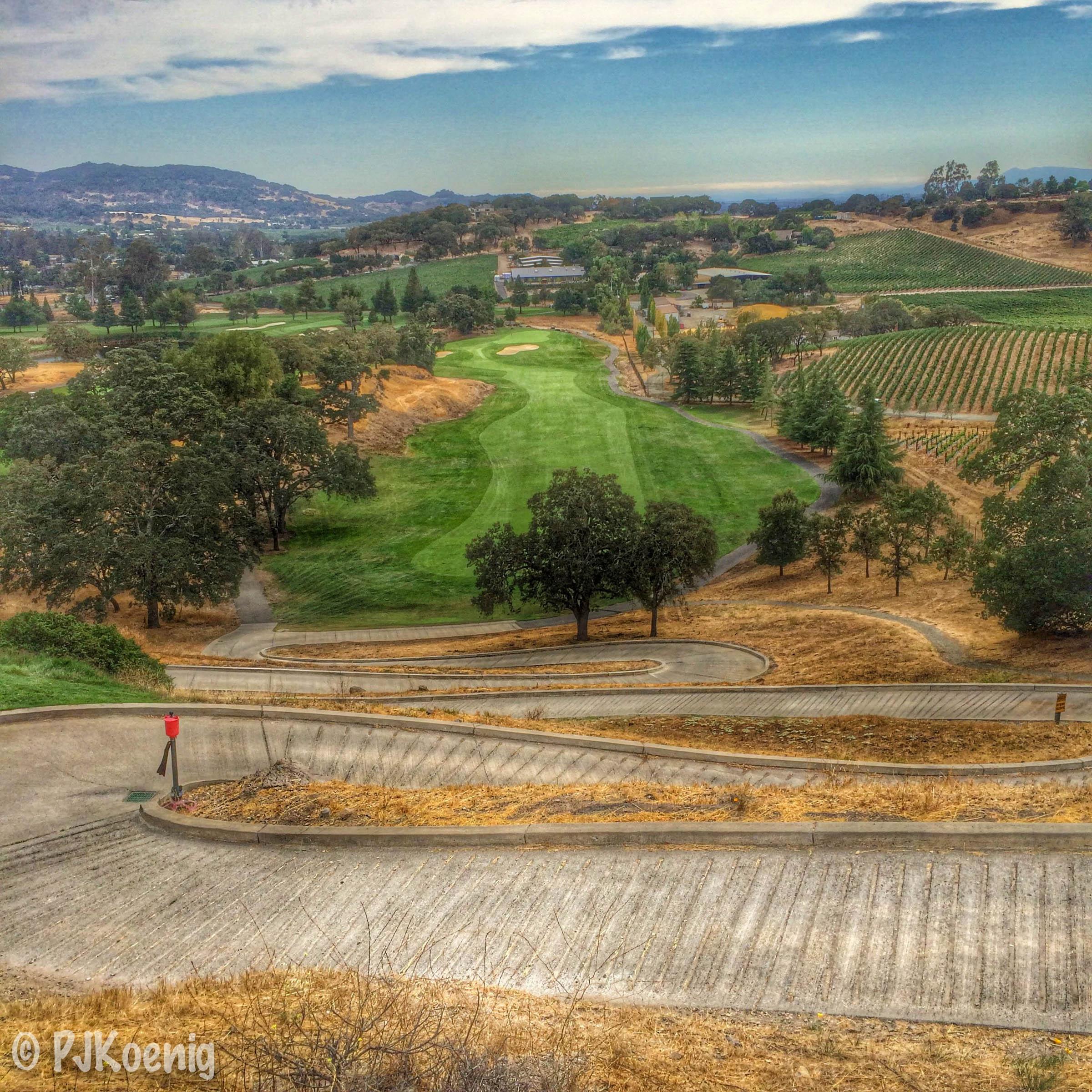 Napa Valley Country Club - Napa, CA