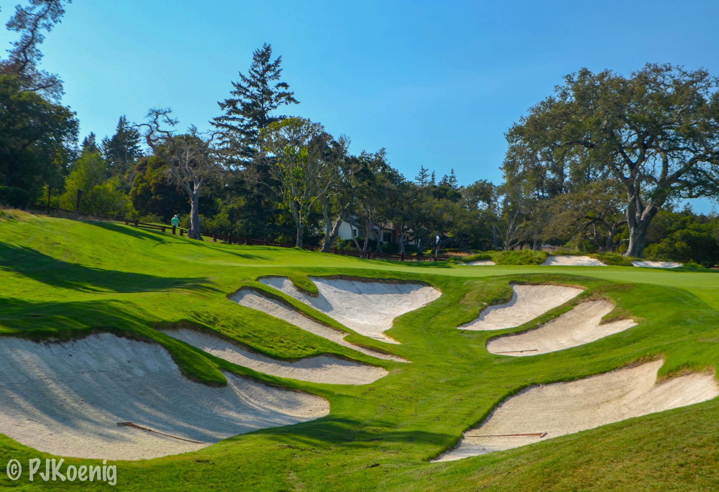 Pasatiempo Golf Club - Santa Cruz, CA