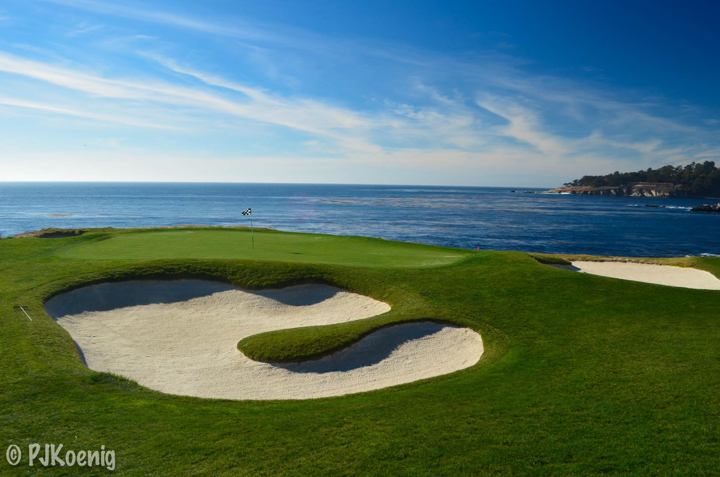 Pebble Beach Golf Links - Pebble Beach, CA