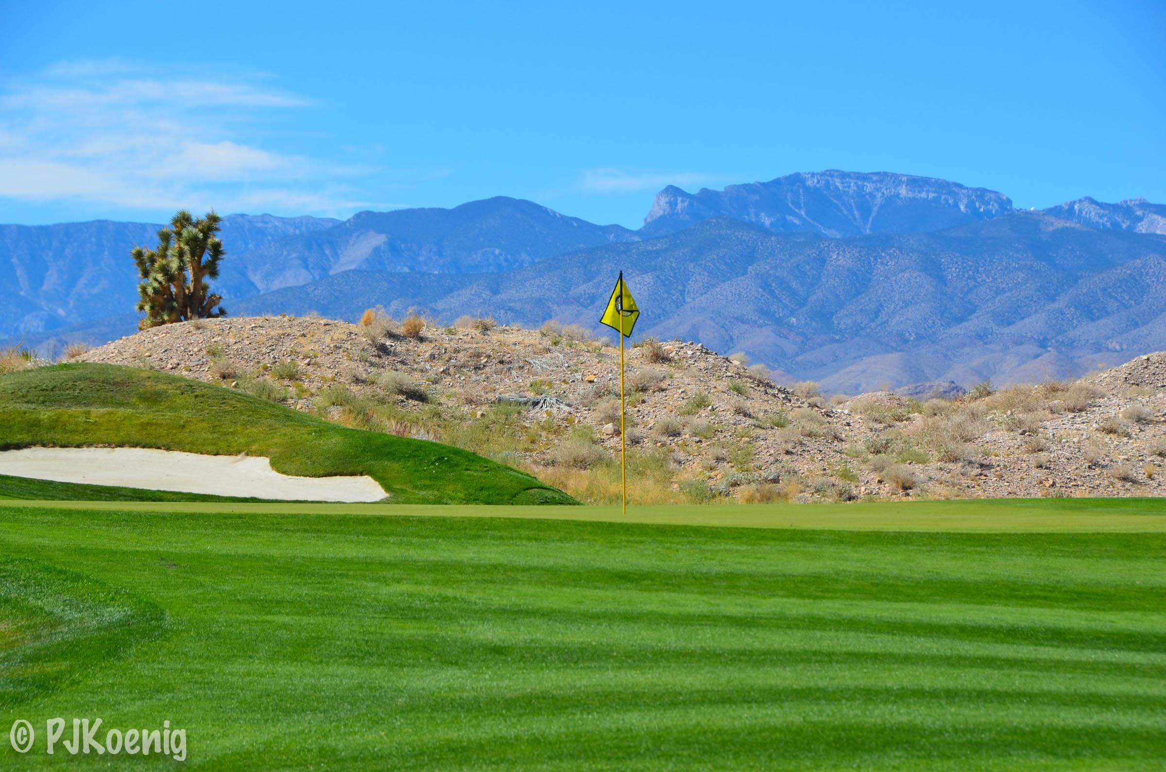 Paiute Golf Club - Las Vegas, NV