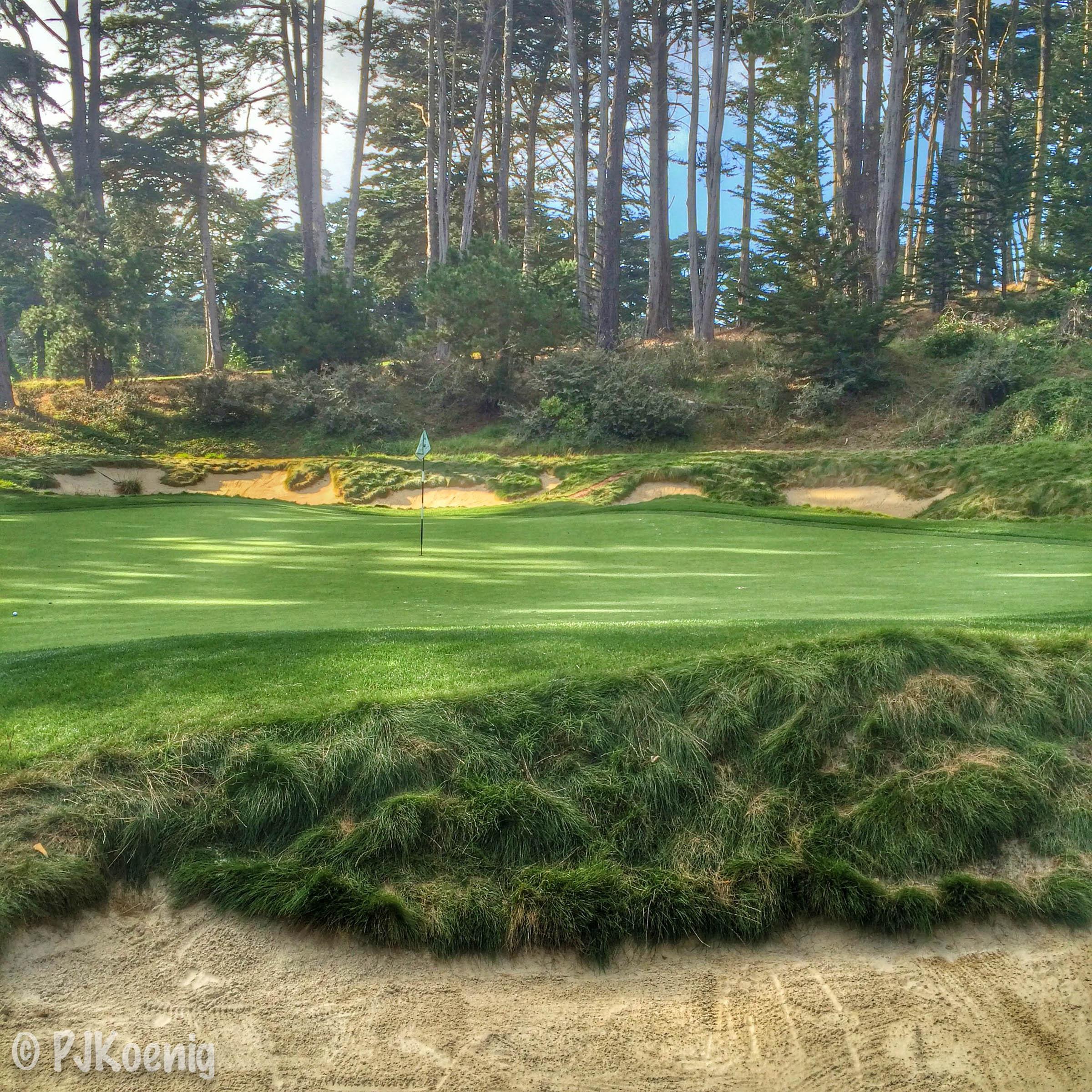 Presidio Golf Club - San Francisco, CA
