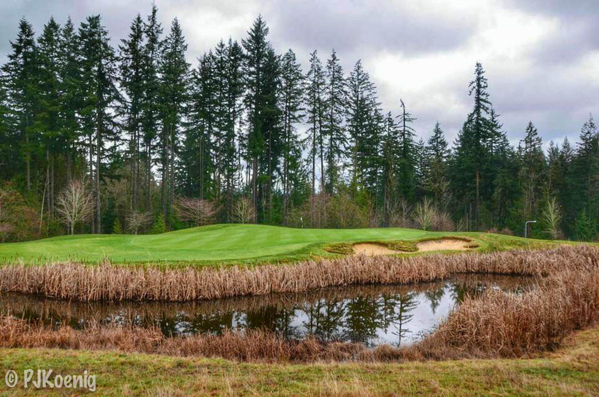 The Golf Club at Redmond Ridge - Redmond, WA