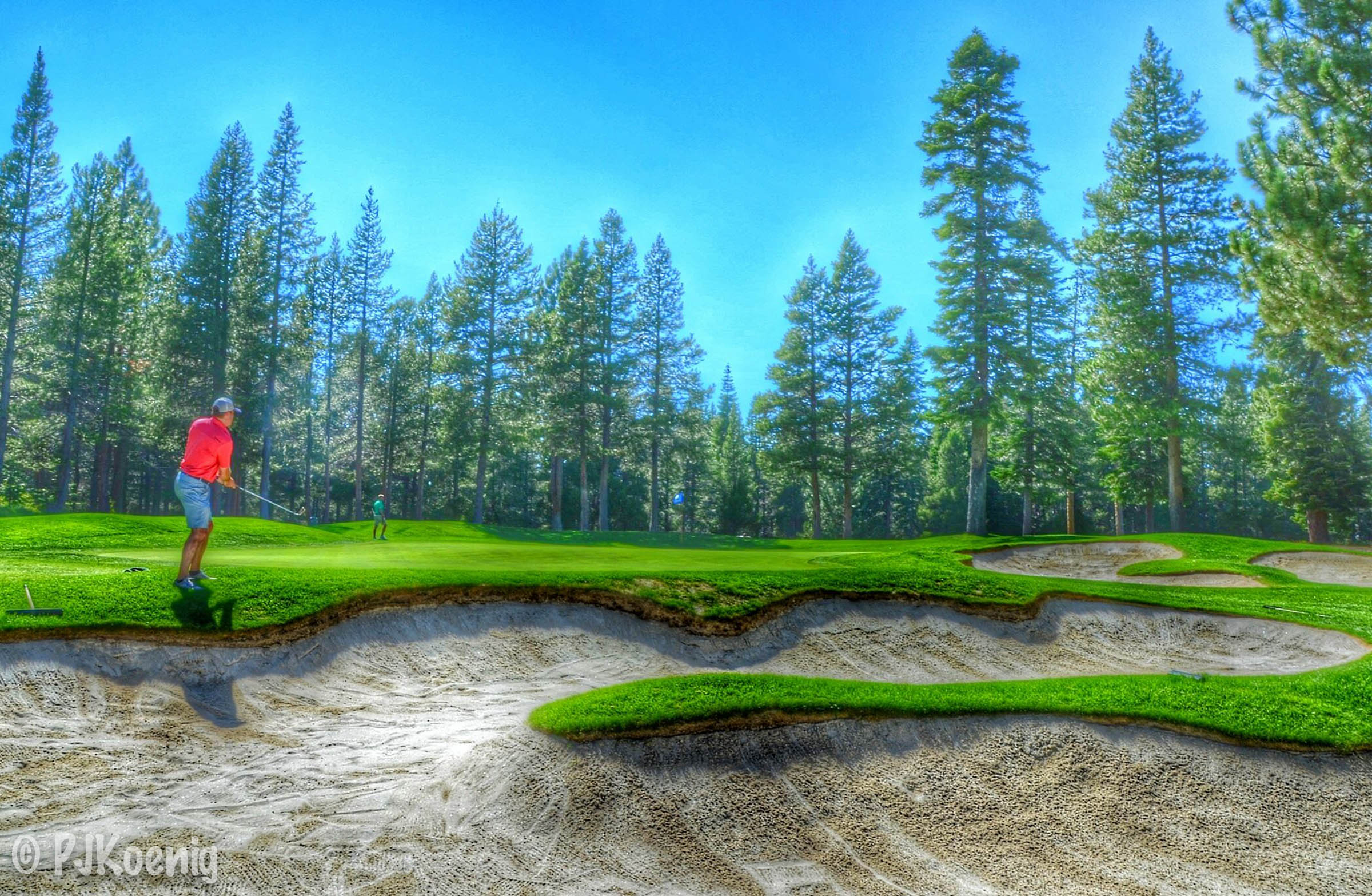 Tahoe Donner Golf Course - Truckee, CA