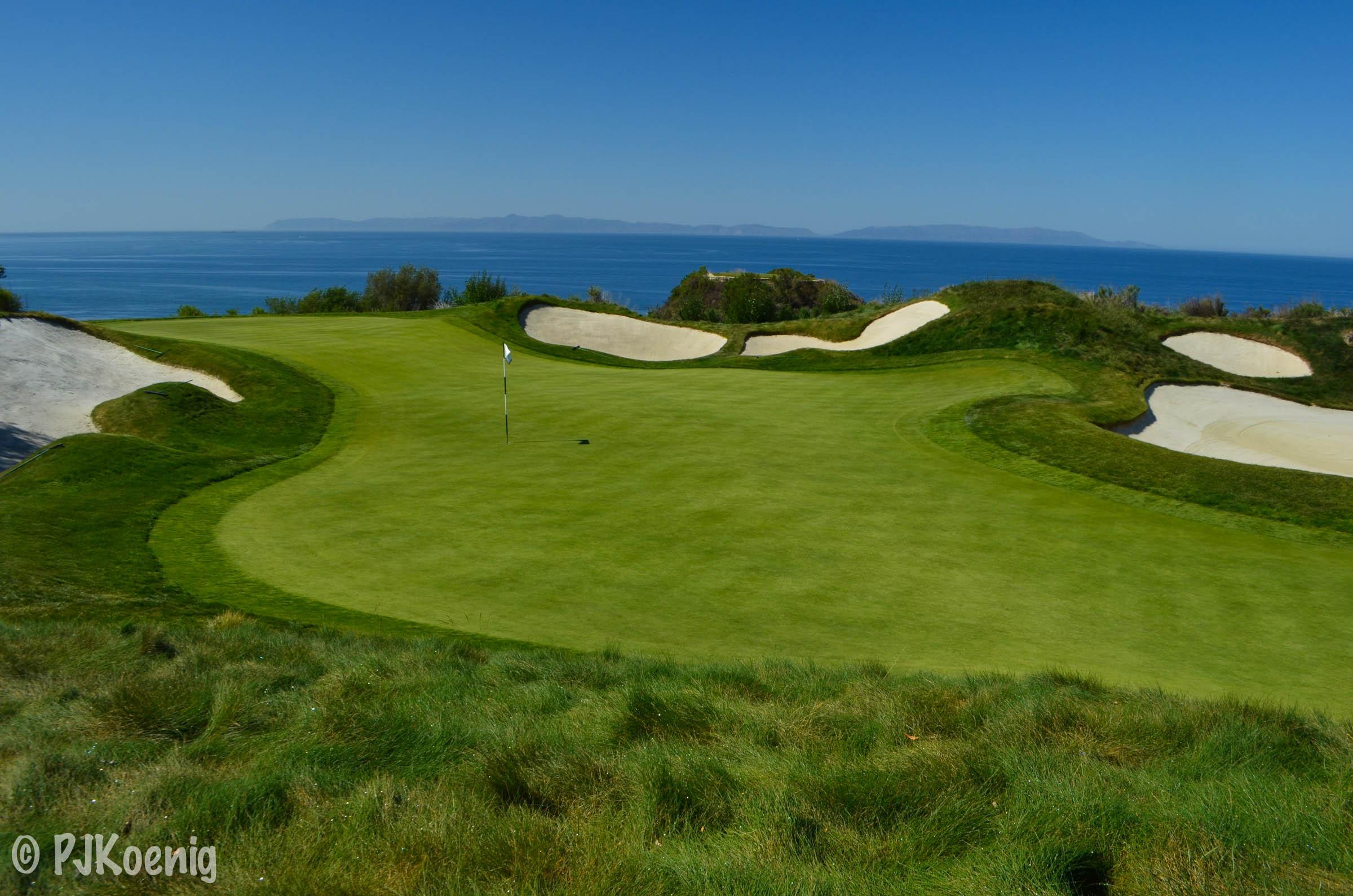 Trump National Golf Club - Rancho Palos Verdes, CA