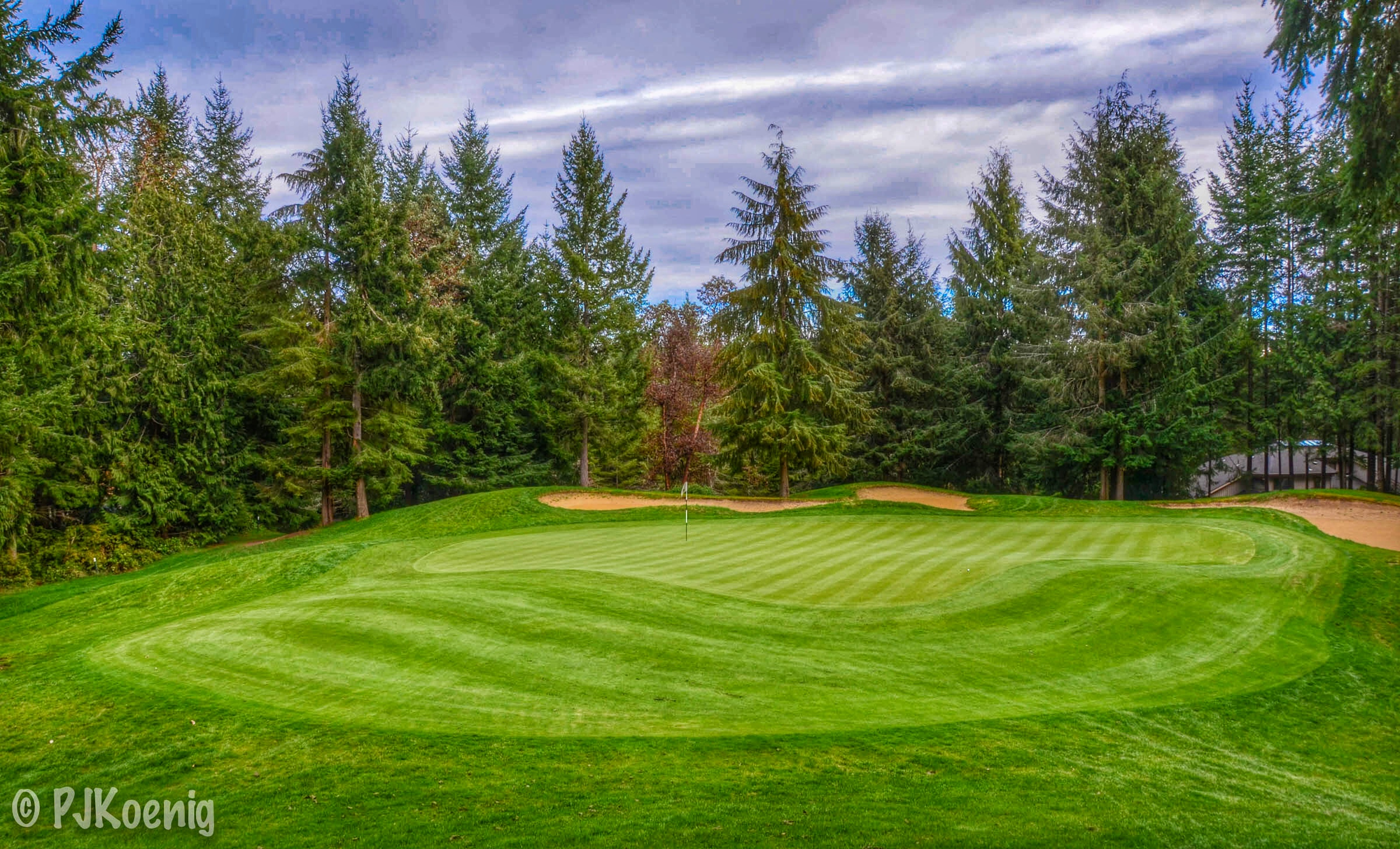 Canterwood Golf and Country Club - Gig Harbor, WA