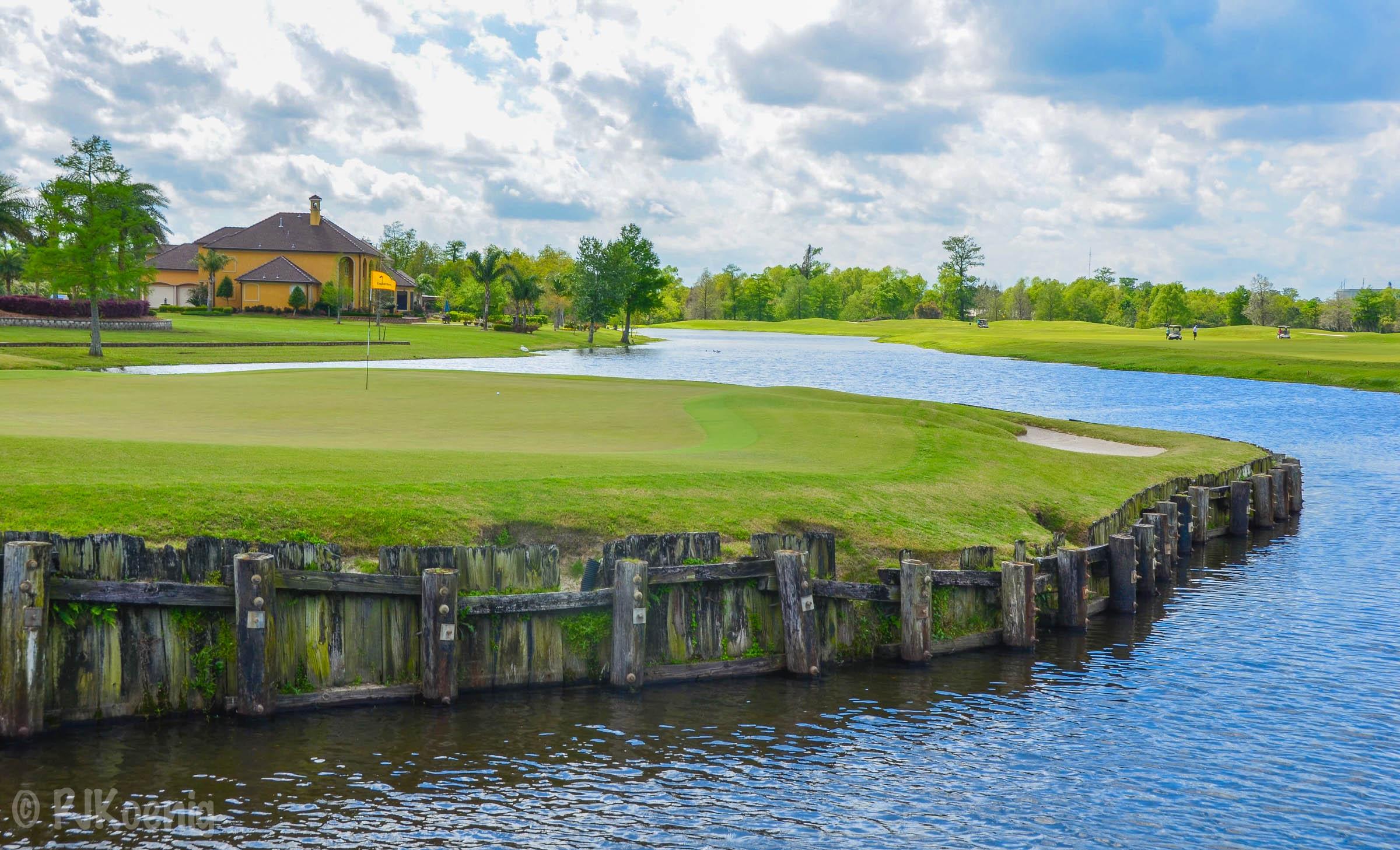 English Turn Golf & Country Club - New Orleans, LA