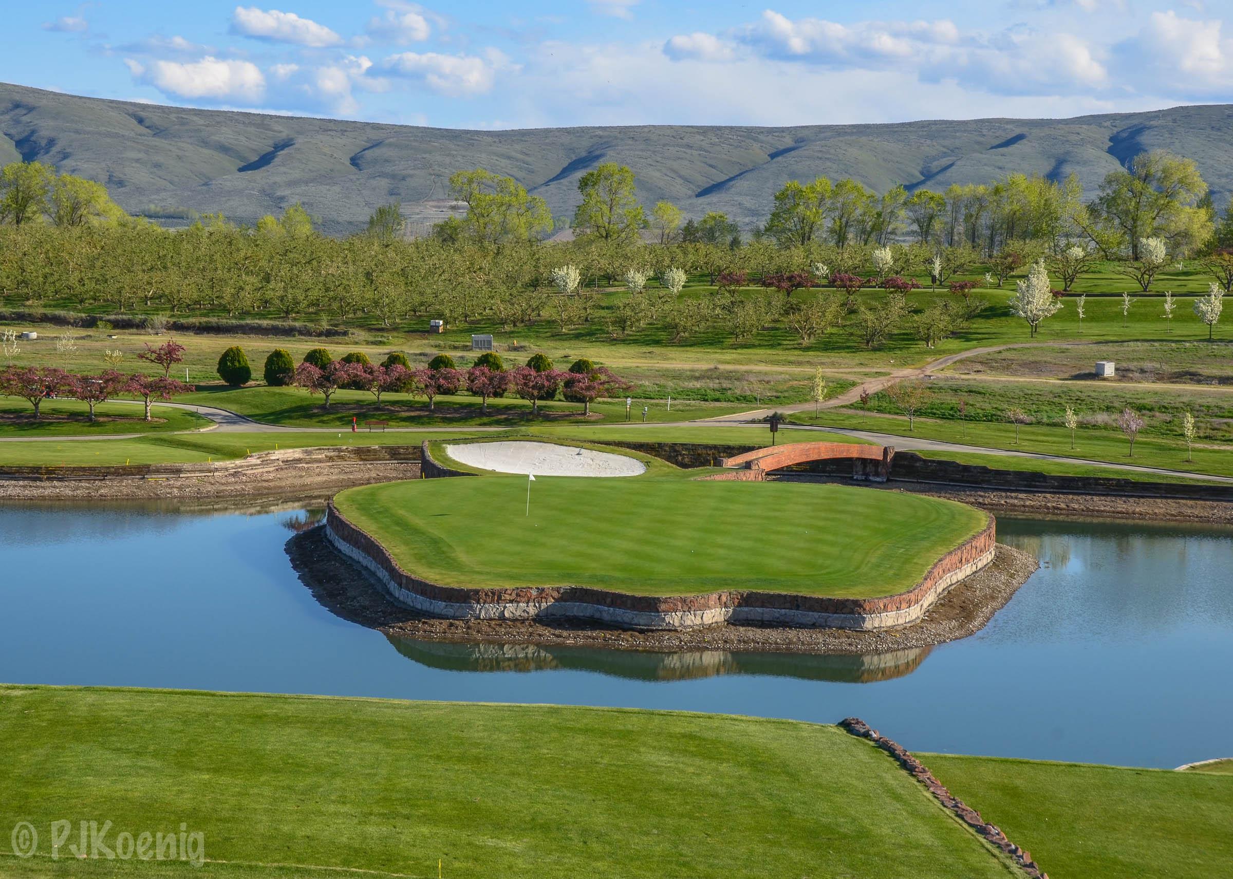 Apple Tree Golf Course - Yakima, WA