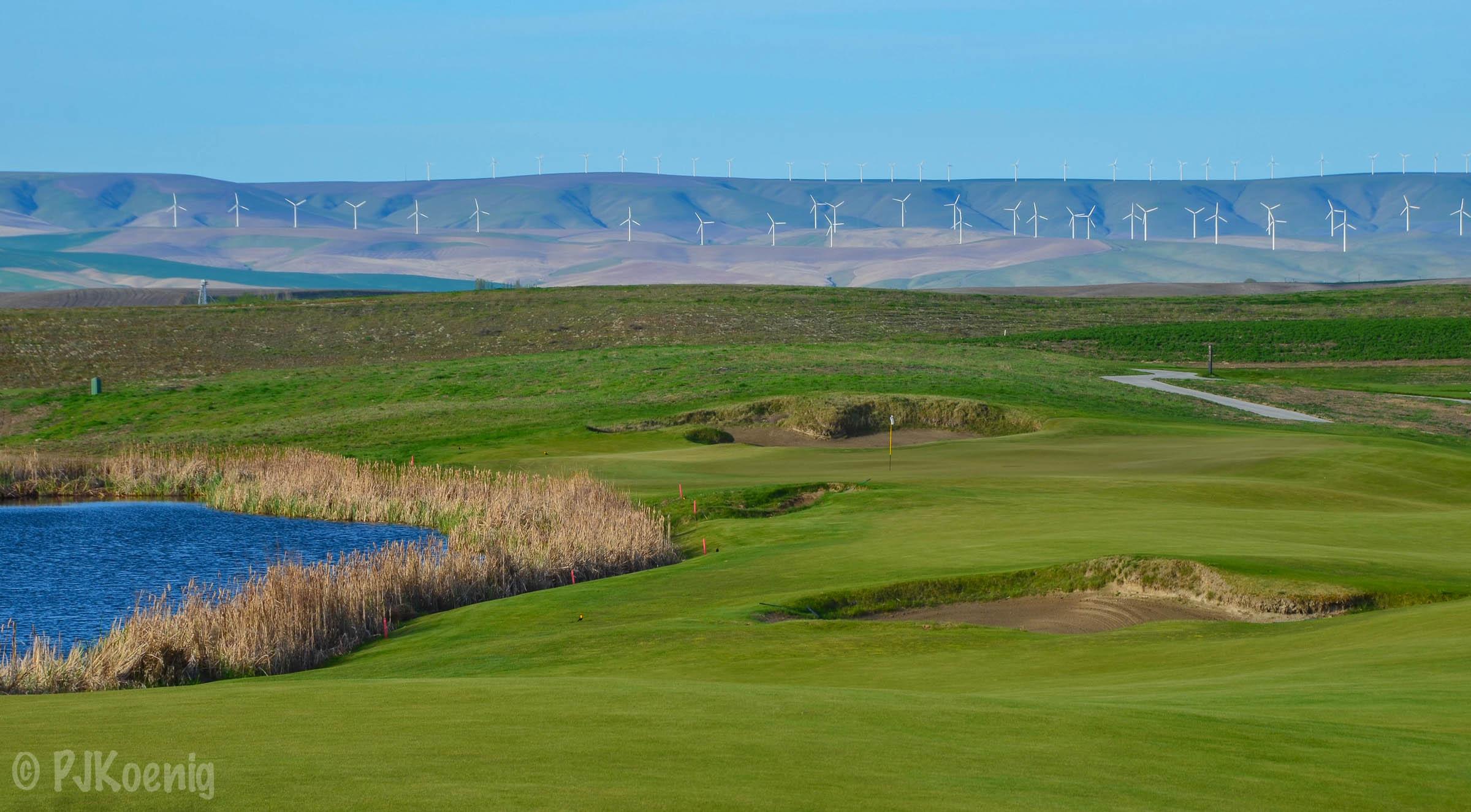 Wine Valley Golf Club - Walla Walla, WA