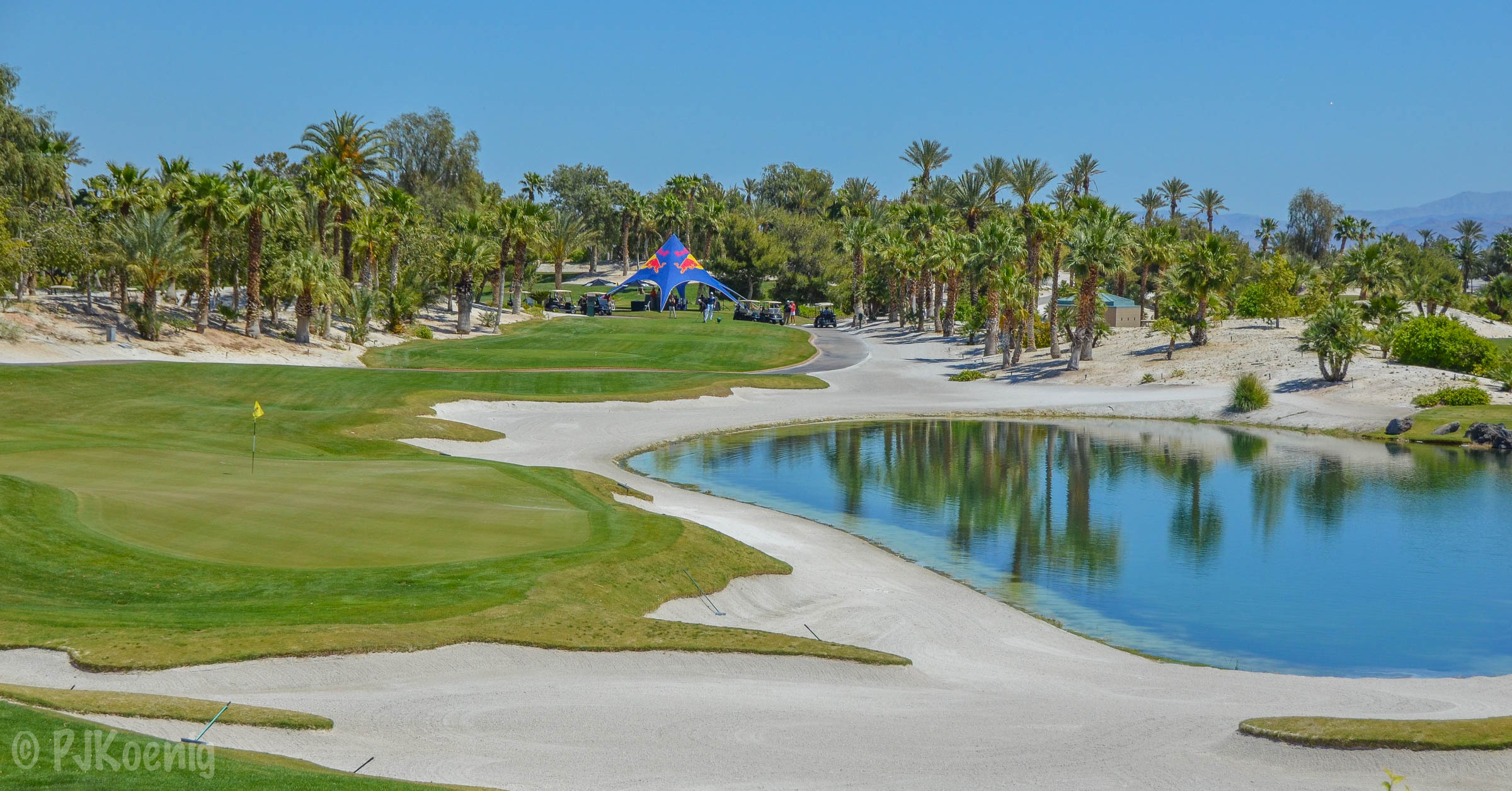 Bali Hai Golf Course - Las Vegas, NV