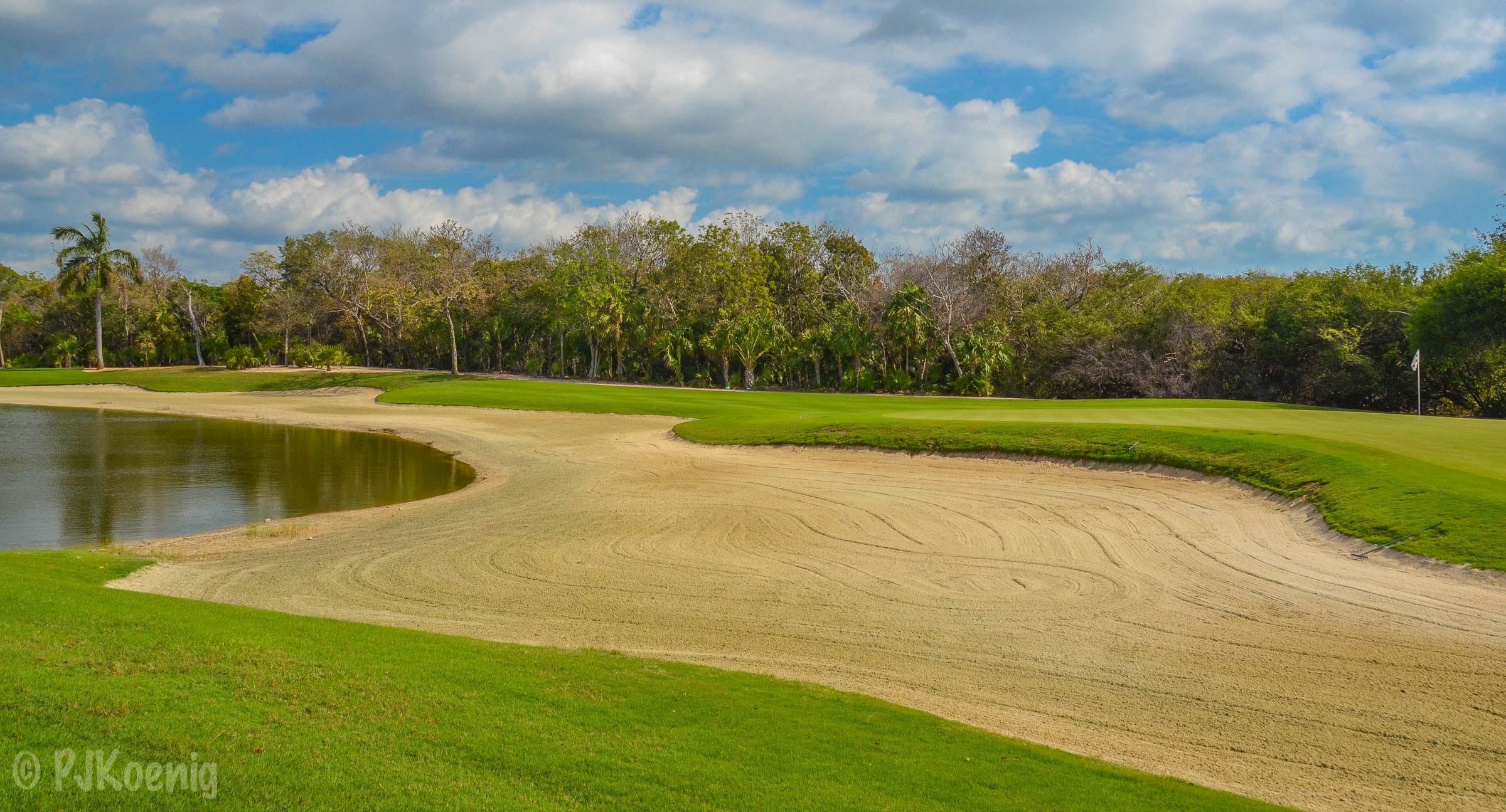 Moon Palace Golf Club - Cancun, Mexico