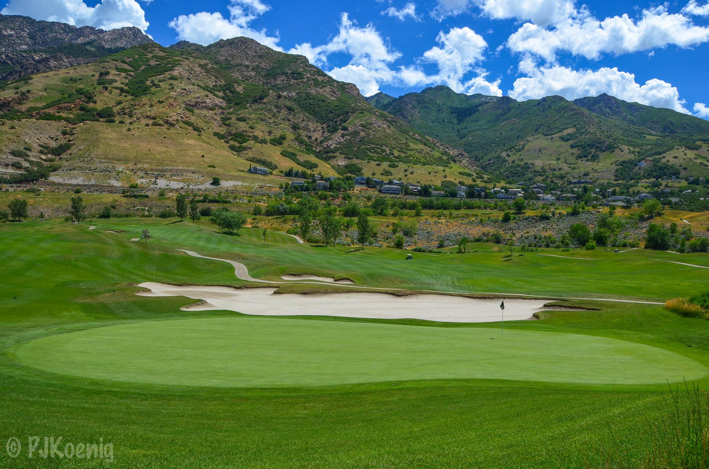 Old Mill Golf Course - Salt Lake City, UT