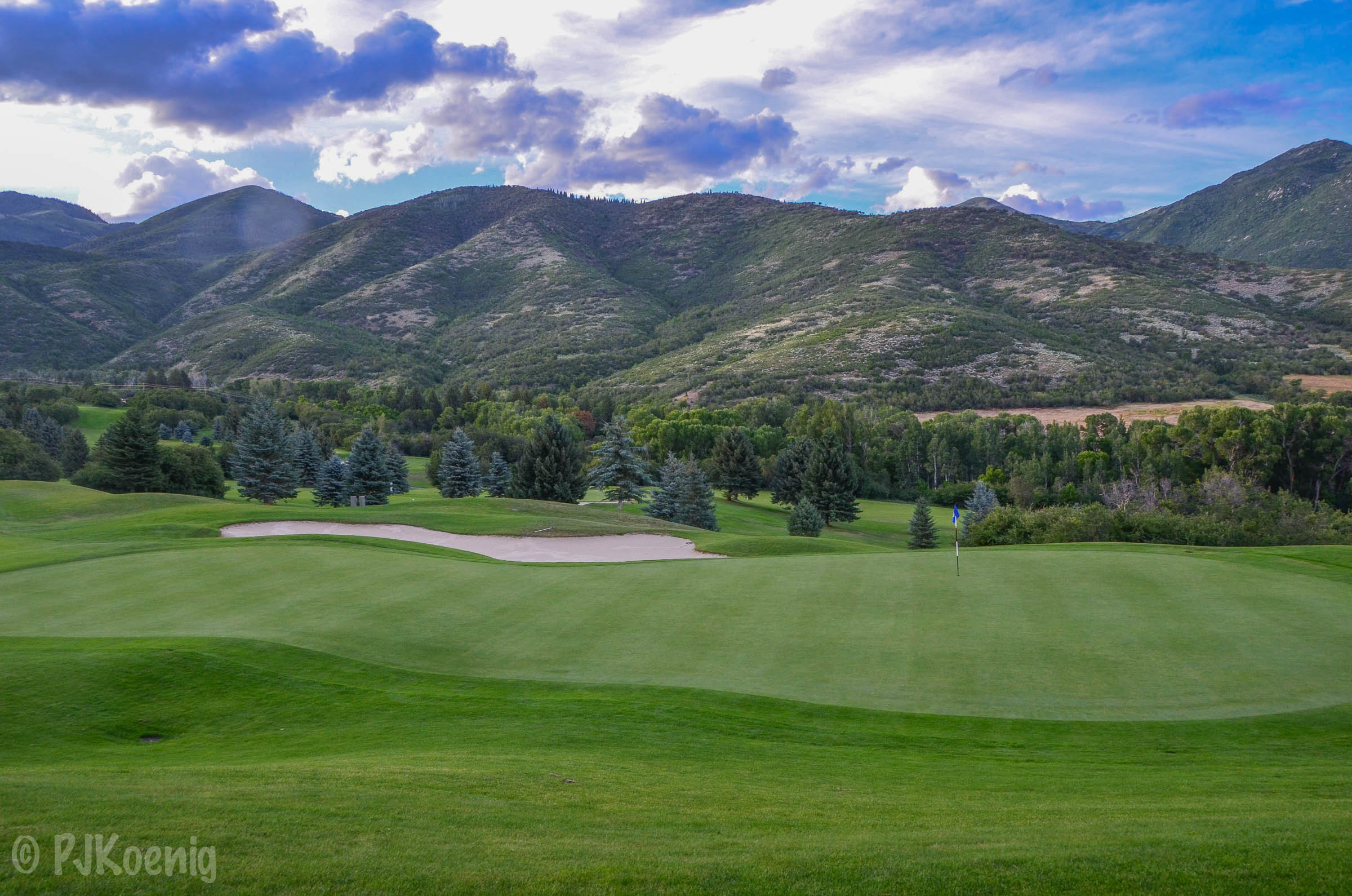 Wasatch Mountain Golf Course - Midway, UT