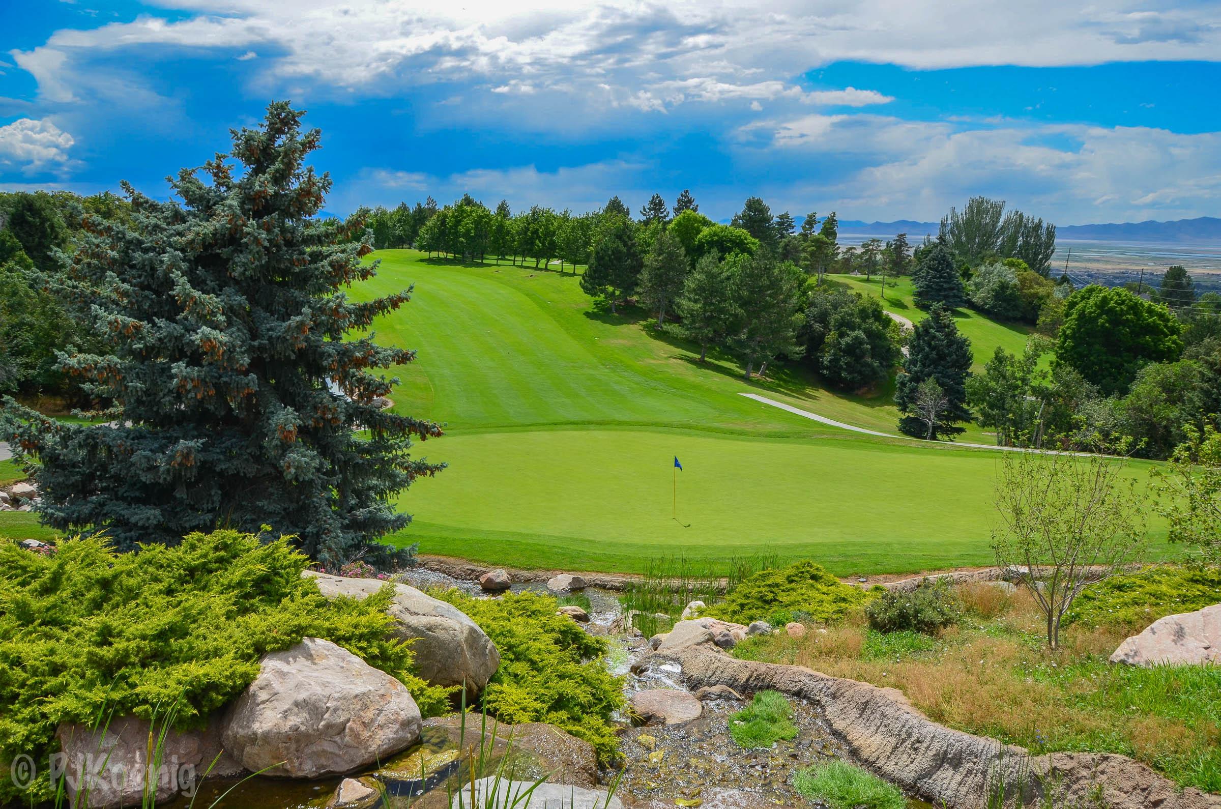 Bountiful Ridge Golf Course - Bountiful, UT