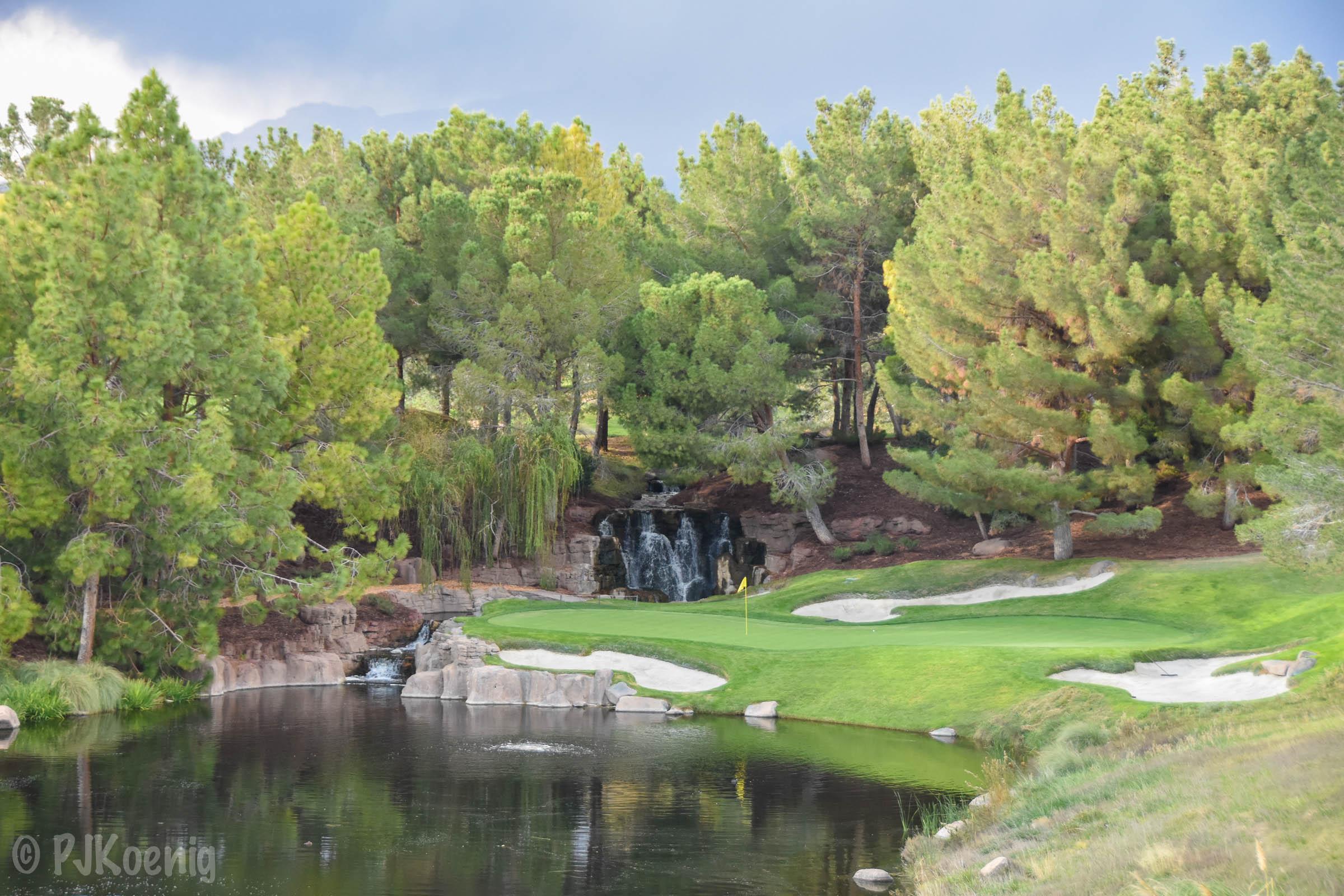 Shadow Creek - Las Vegas, NV