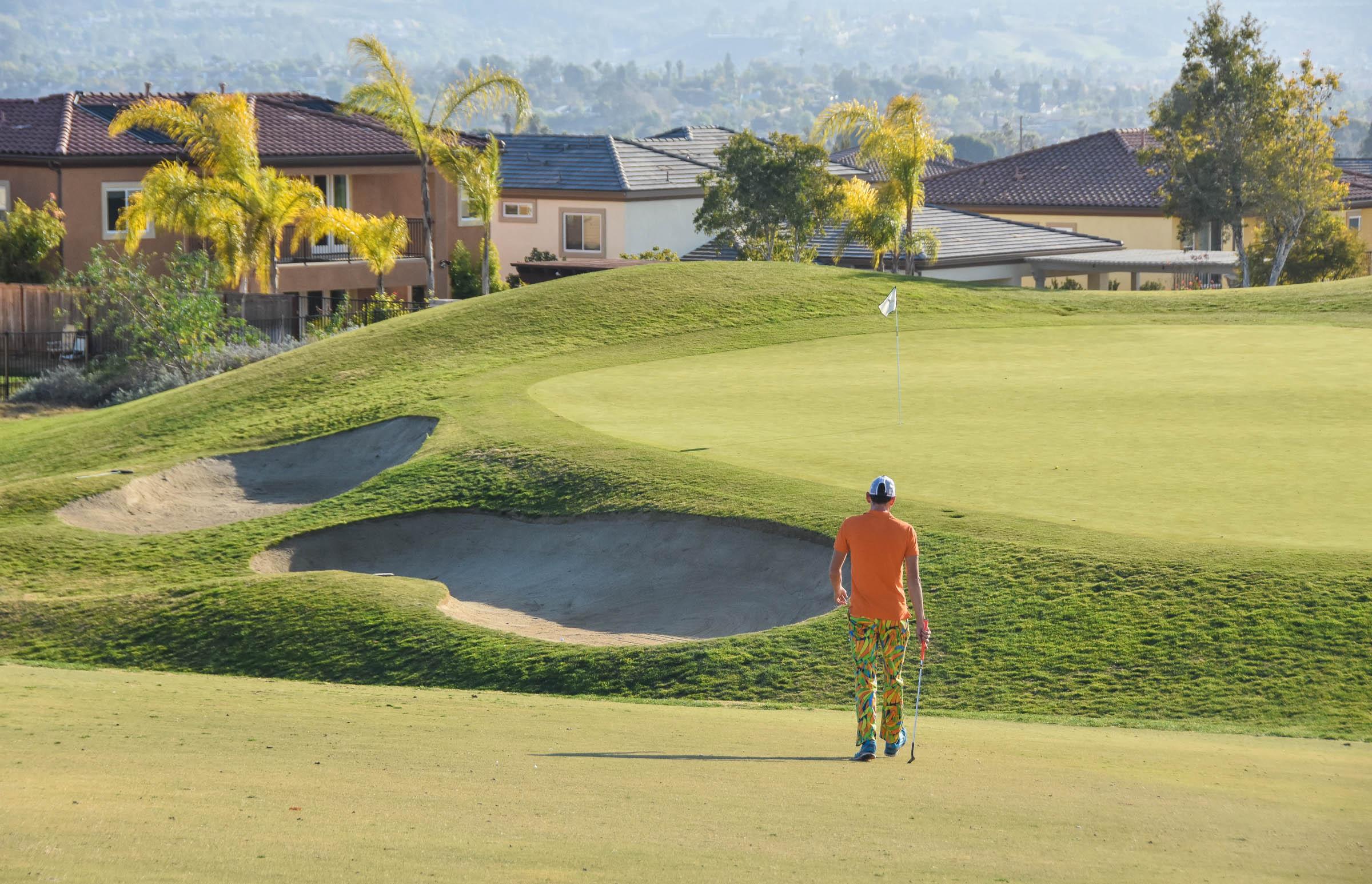Arrowood Golf Course - Oceanside, CA