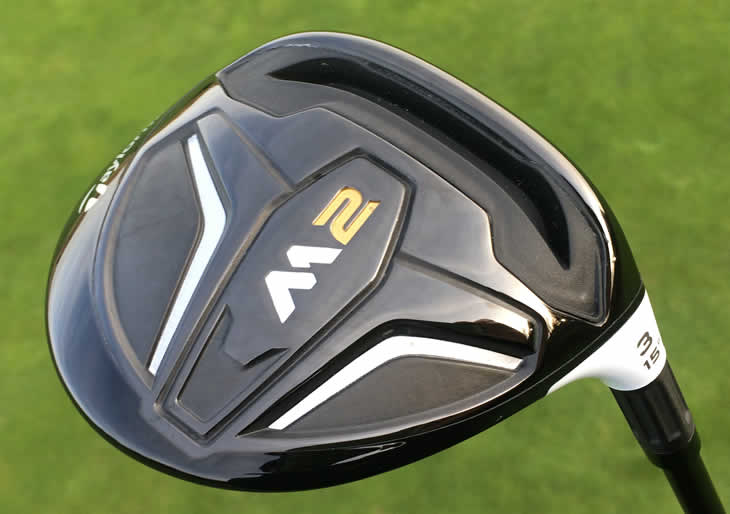 For me, the biggest hit of the show was Taylor Made's release of the M2 line. I smoked this 3 wood like a Cigar on my birthday!!