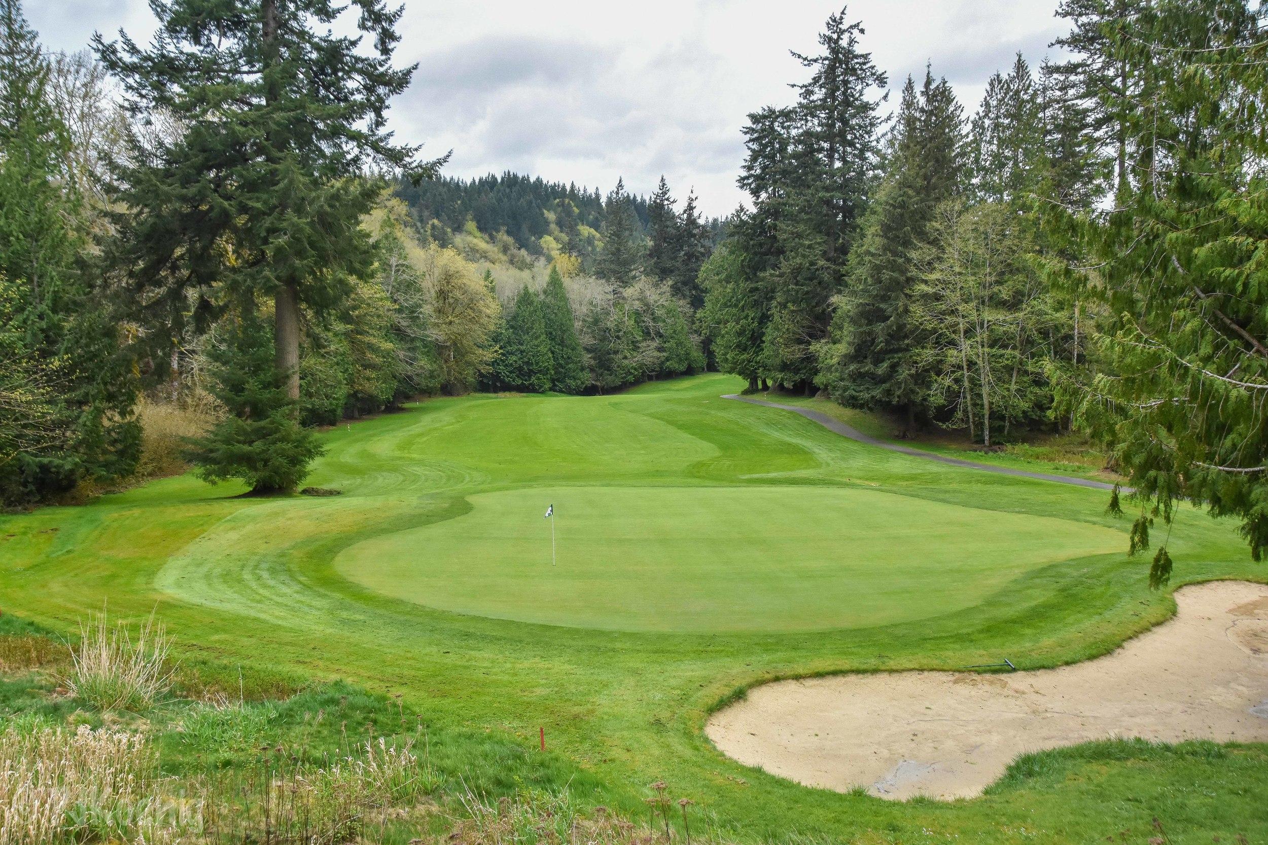 Lake Padden Golf Course - Bellingham, WA