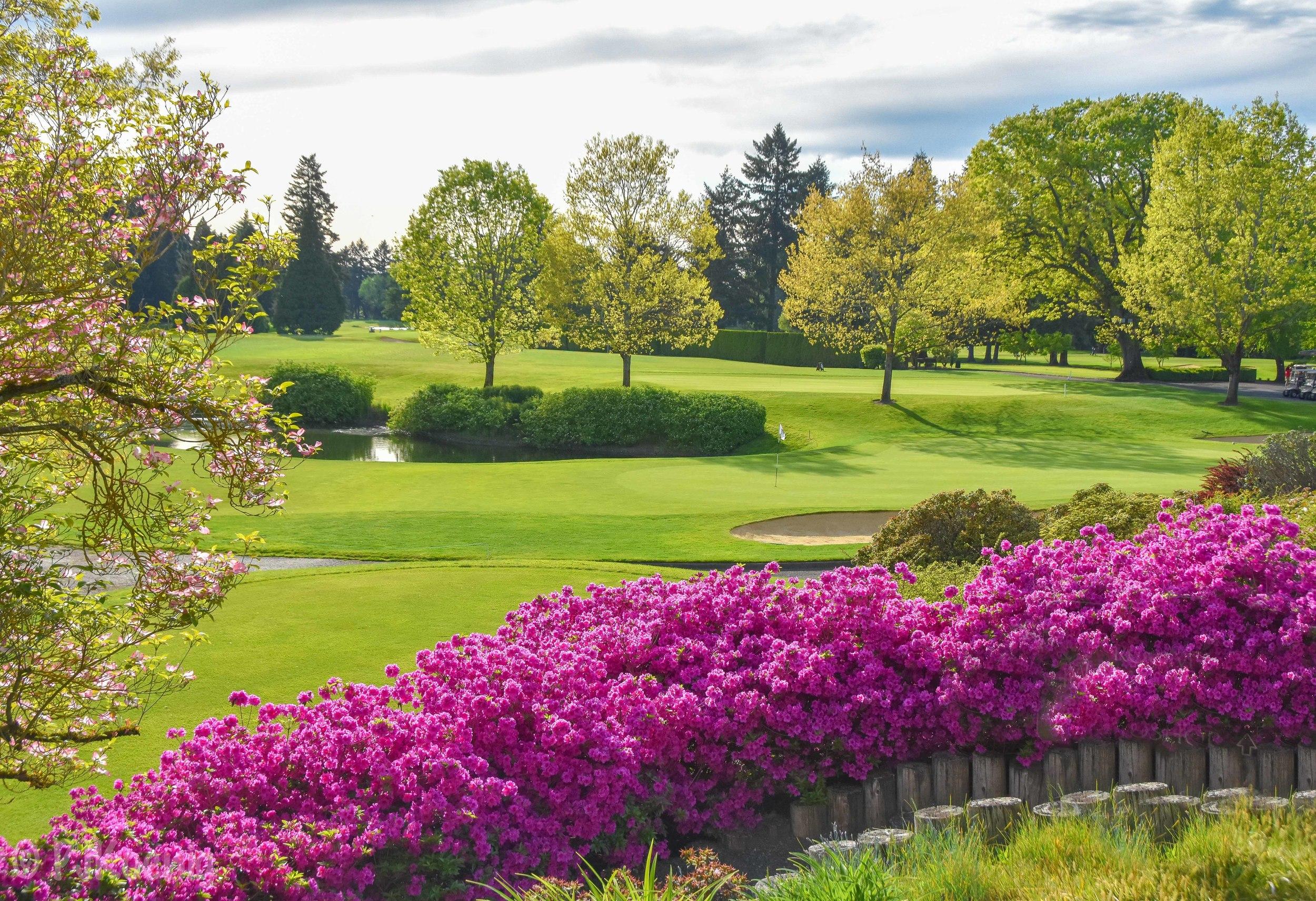 Columbia Edgewater Country Club - Portland, OR