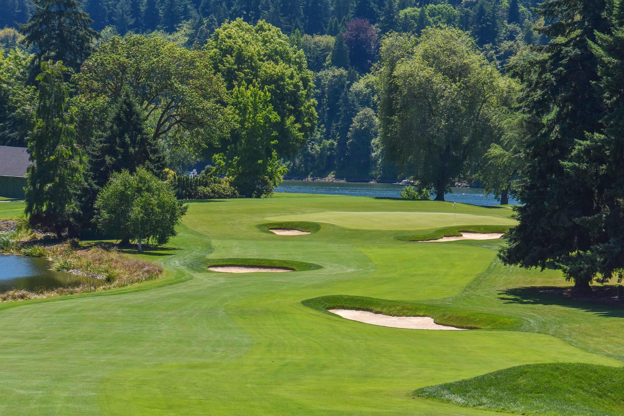 Waverley Country Club -Portland, OR