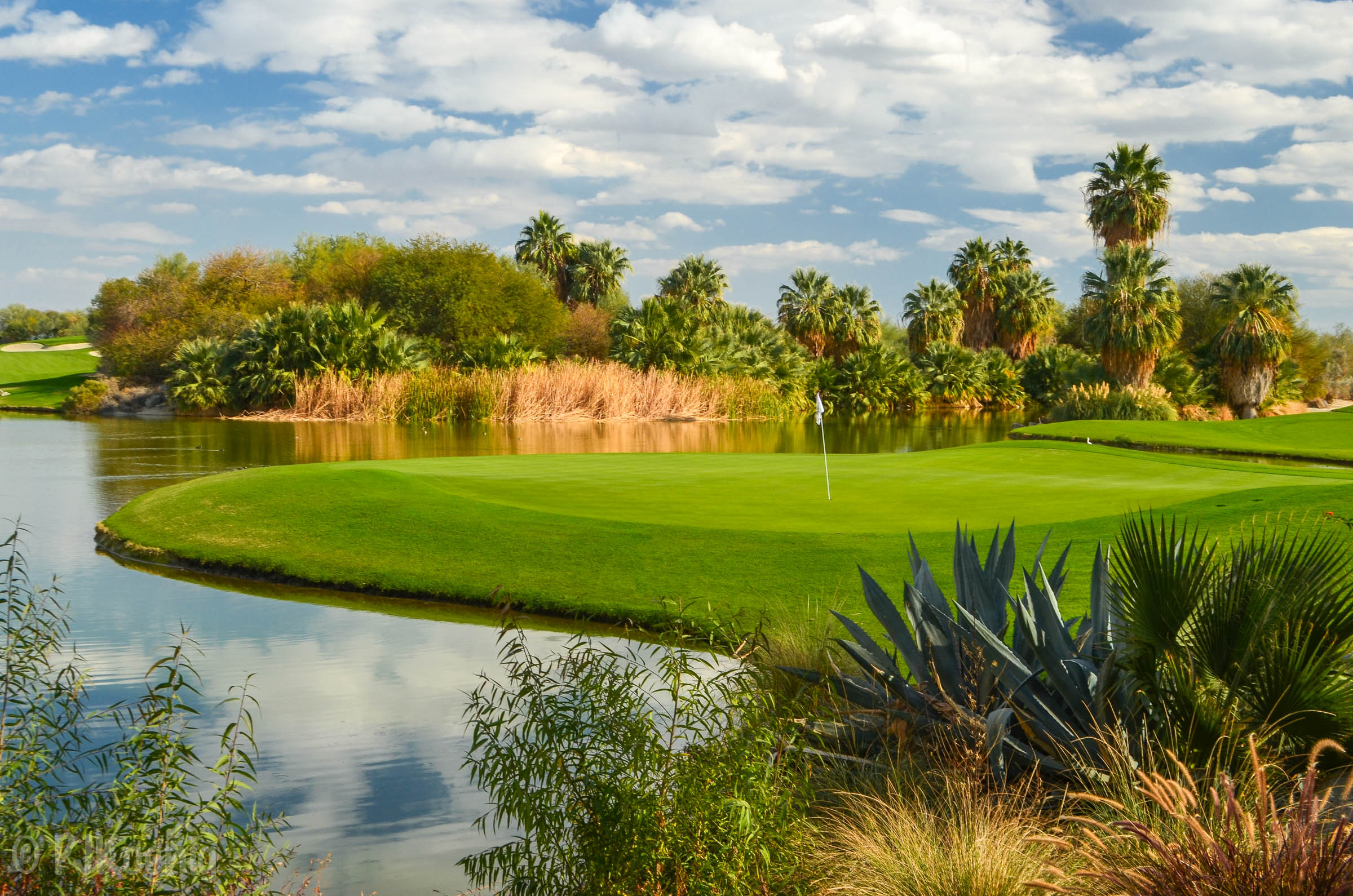 The Firecliff Course at Desert Willow in Palm Desert.