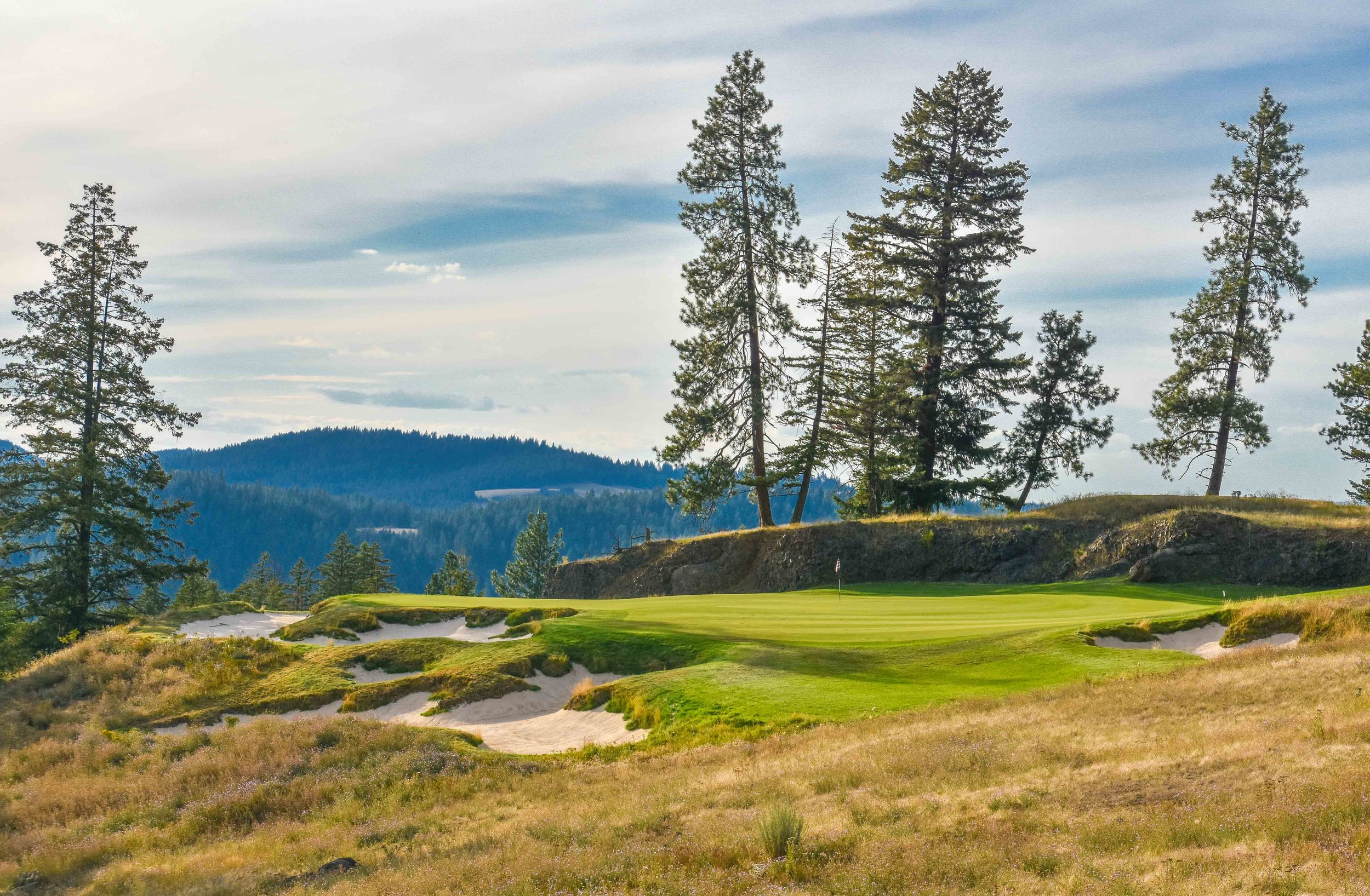 Gozzer Ranch comes in at #30 on America's Best Course's list.