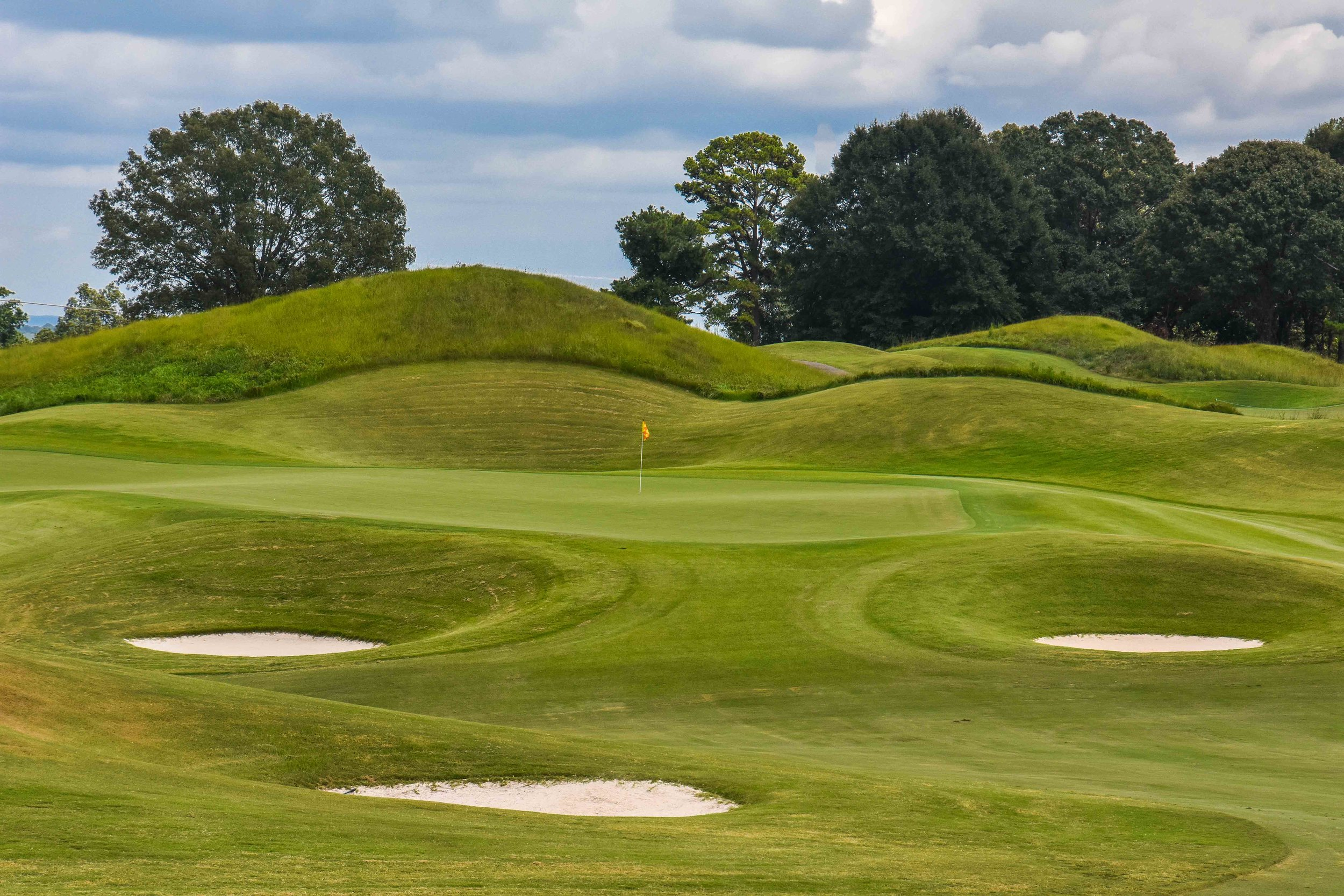 Capitol Hill's  Senator Course  plays host to the Yokohama Tire LPGA Classic.