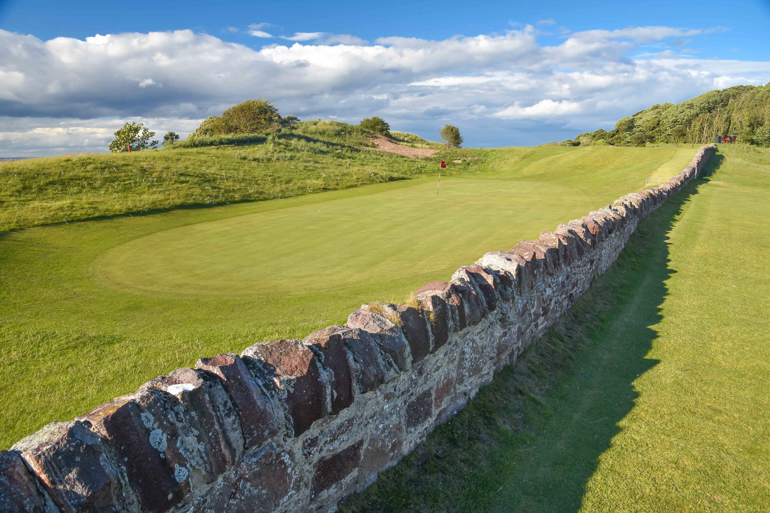 """The Pit"" hole at North Berwick is as fun as any other golf hole in the world."