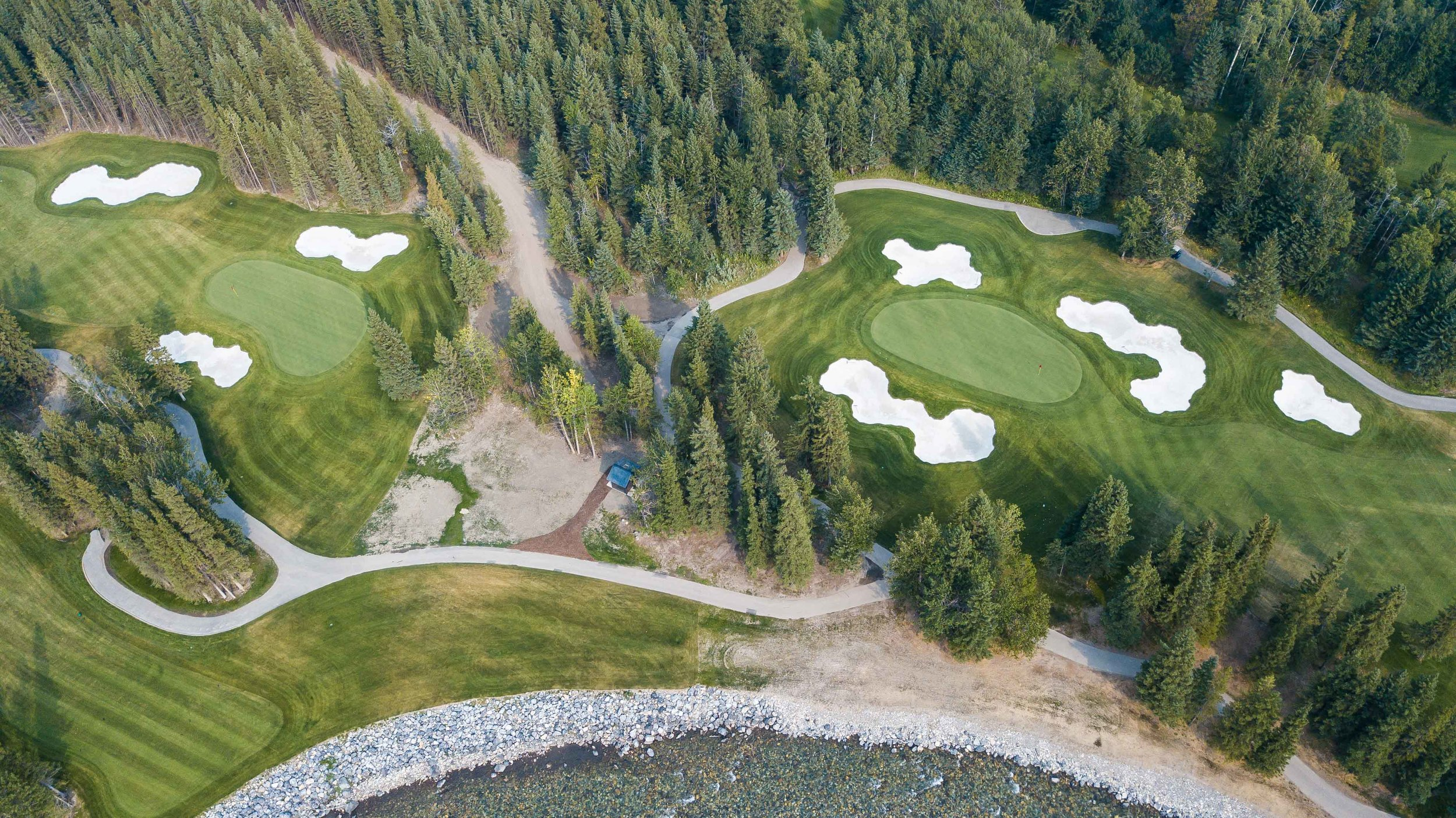 Image courtesy of Robert Trent Drones.