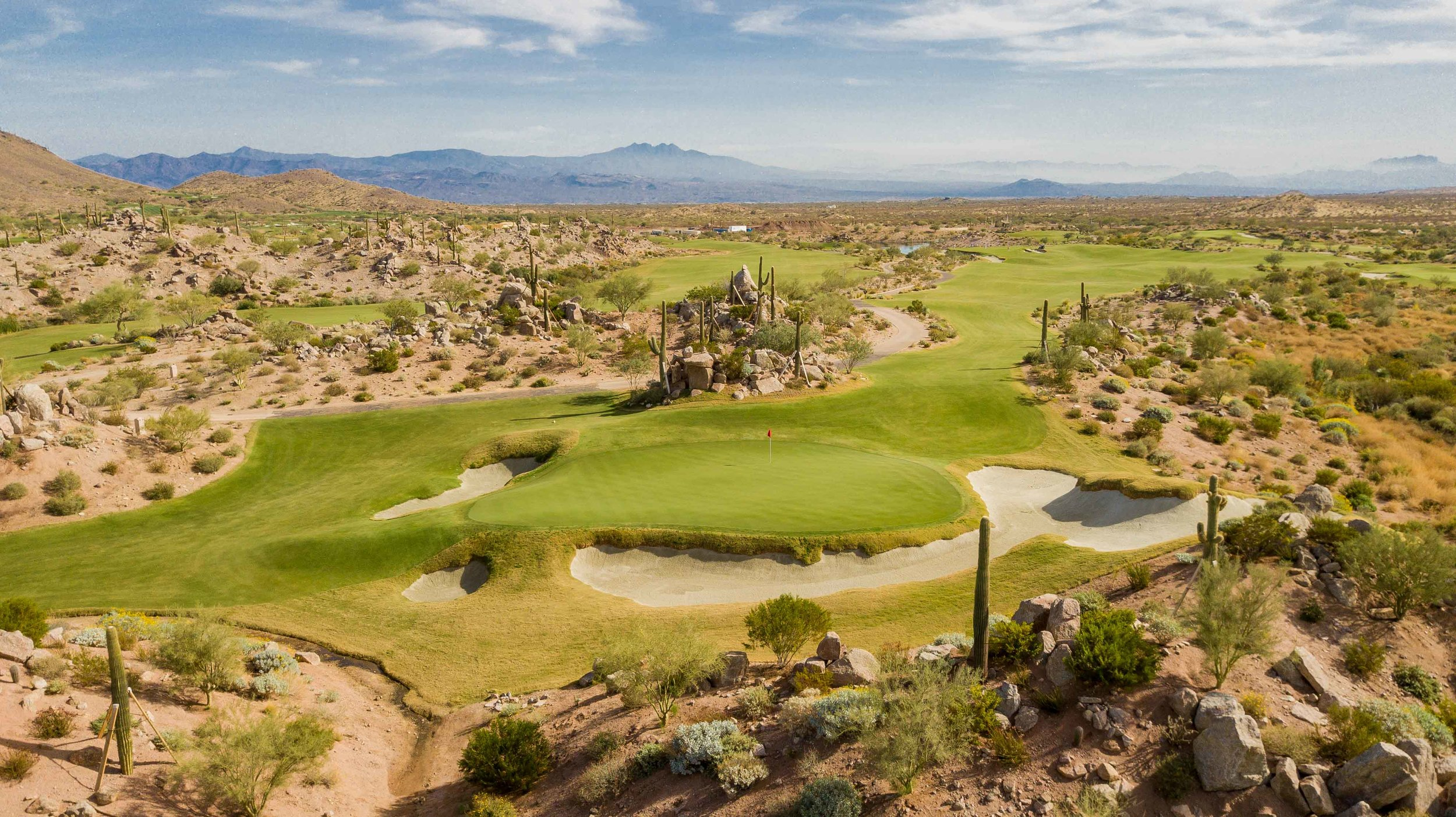 Bob Parsons' Scottsdale National Golf Club