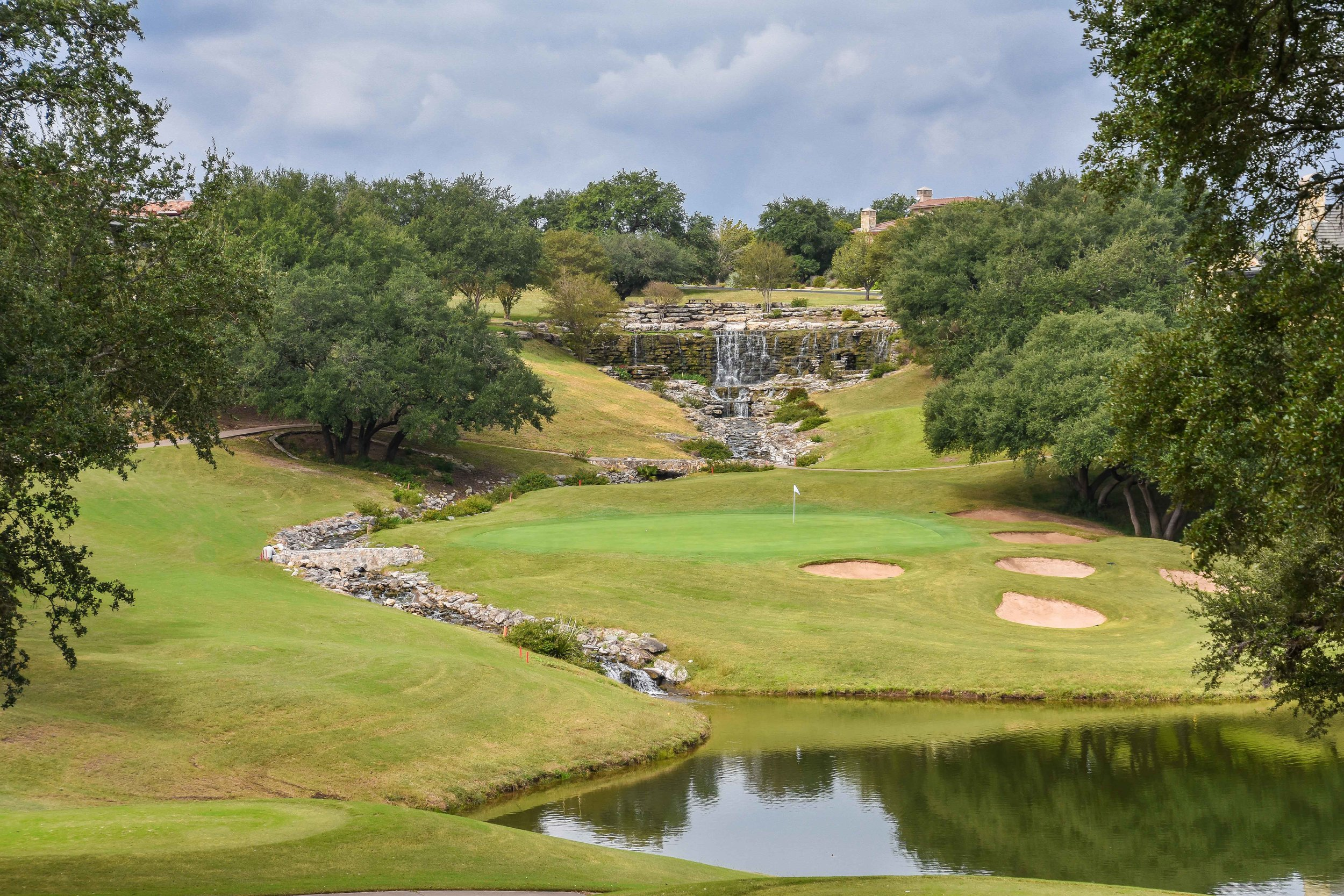 The 11th at Barton Creek Country Club