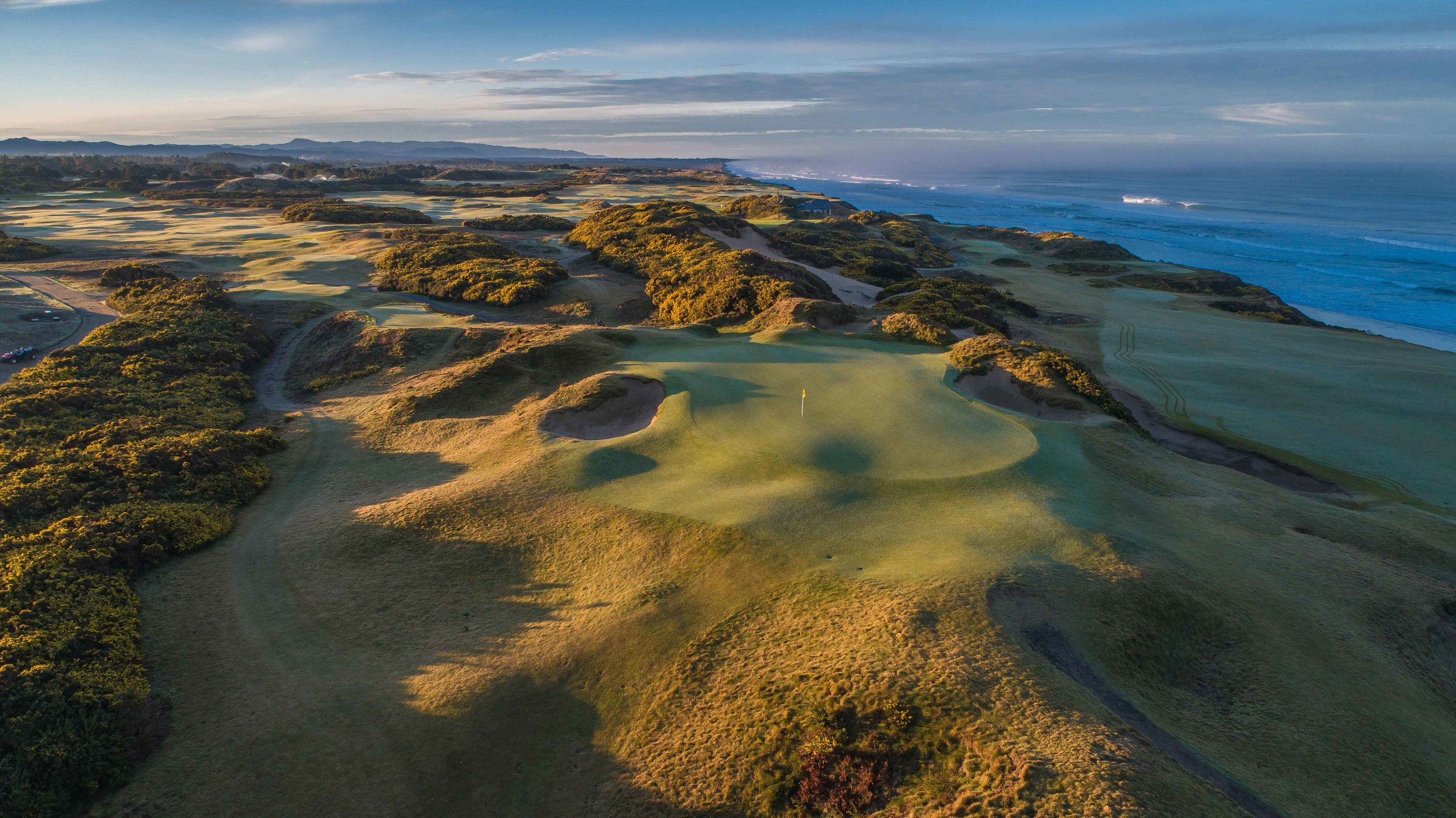 Pacific Dunes at Bandon Dunes Golf Resort