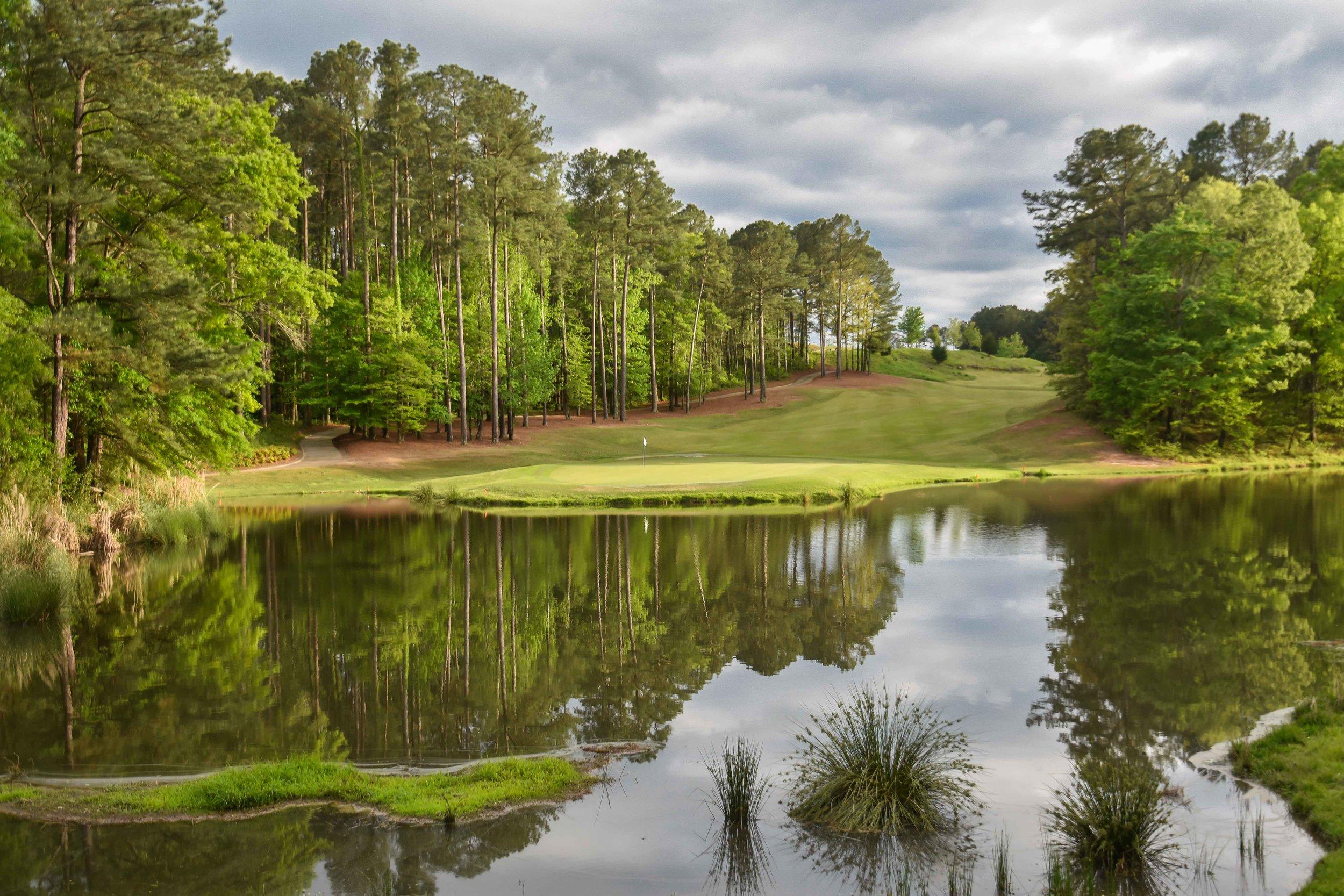 Dancing Rabbit Golf Club in Mississippi