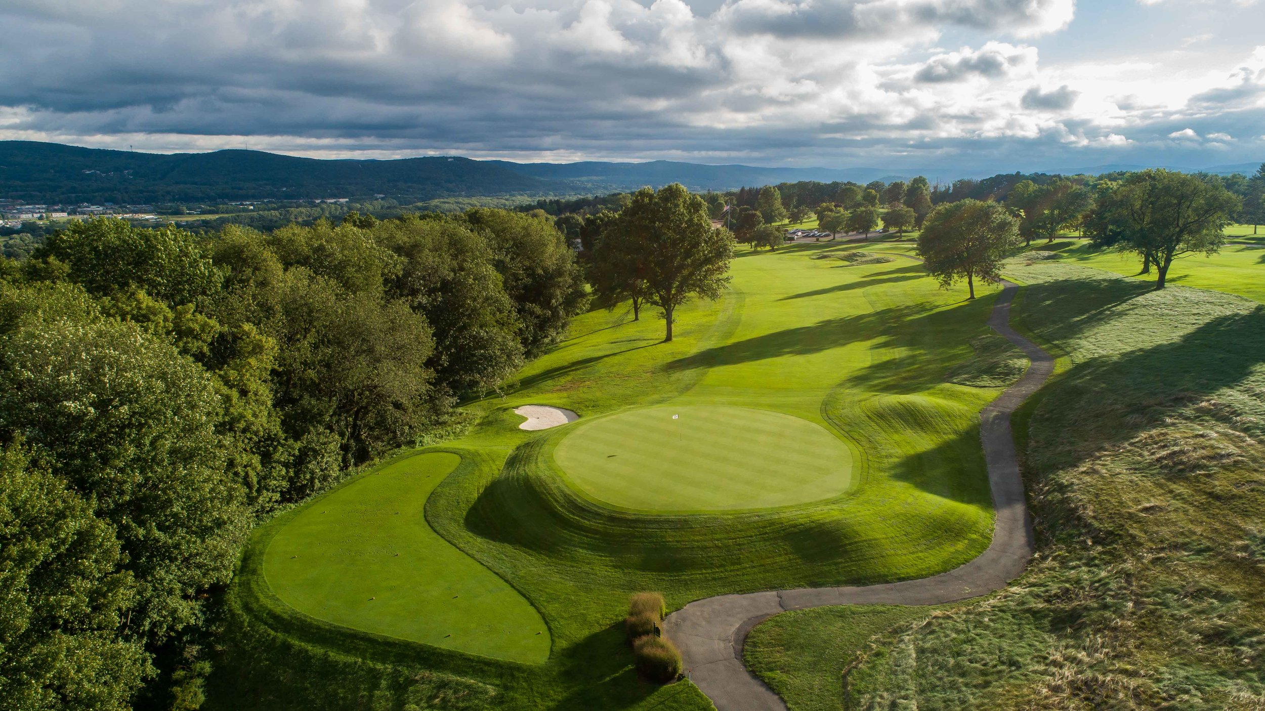 Binghamton Country Club in New York