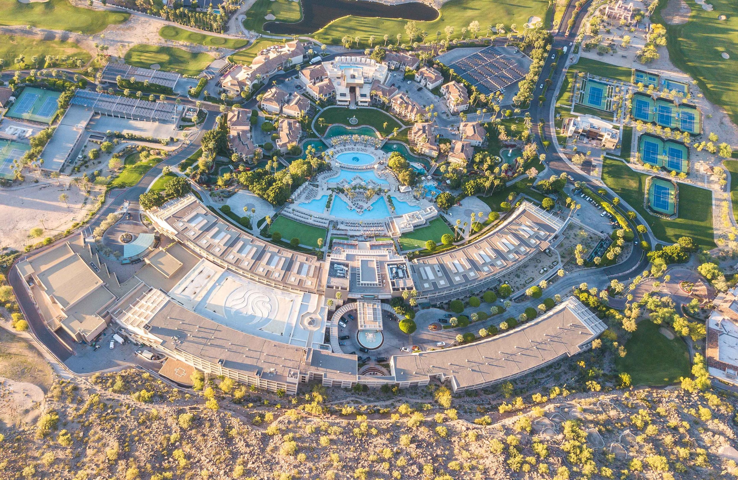 The AAA 5-Diamond Phoenician resort
