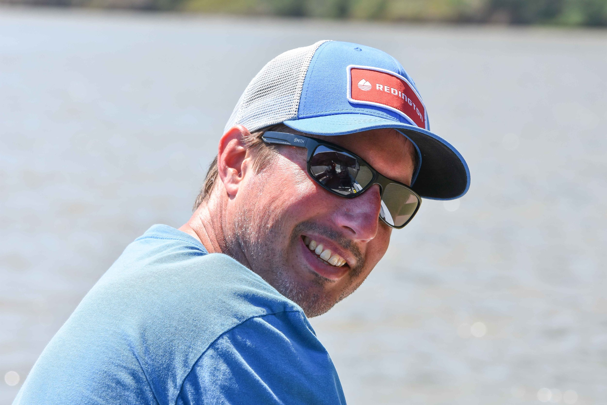 Anthony has been providing fishing tours for over 20 years. Not only does he look like a pro, he is one.