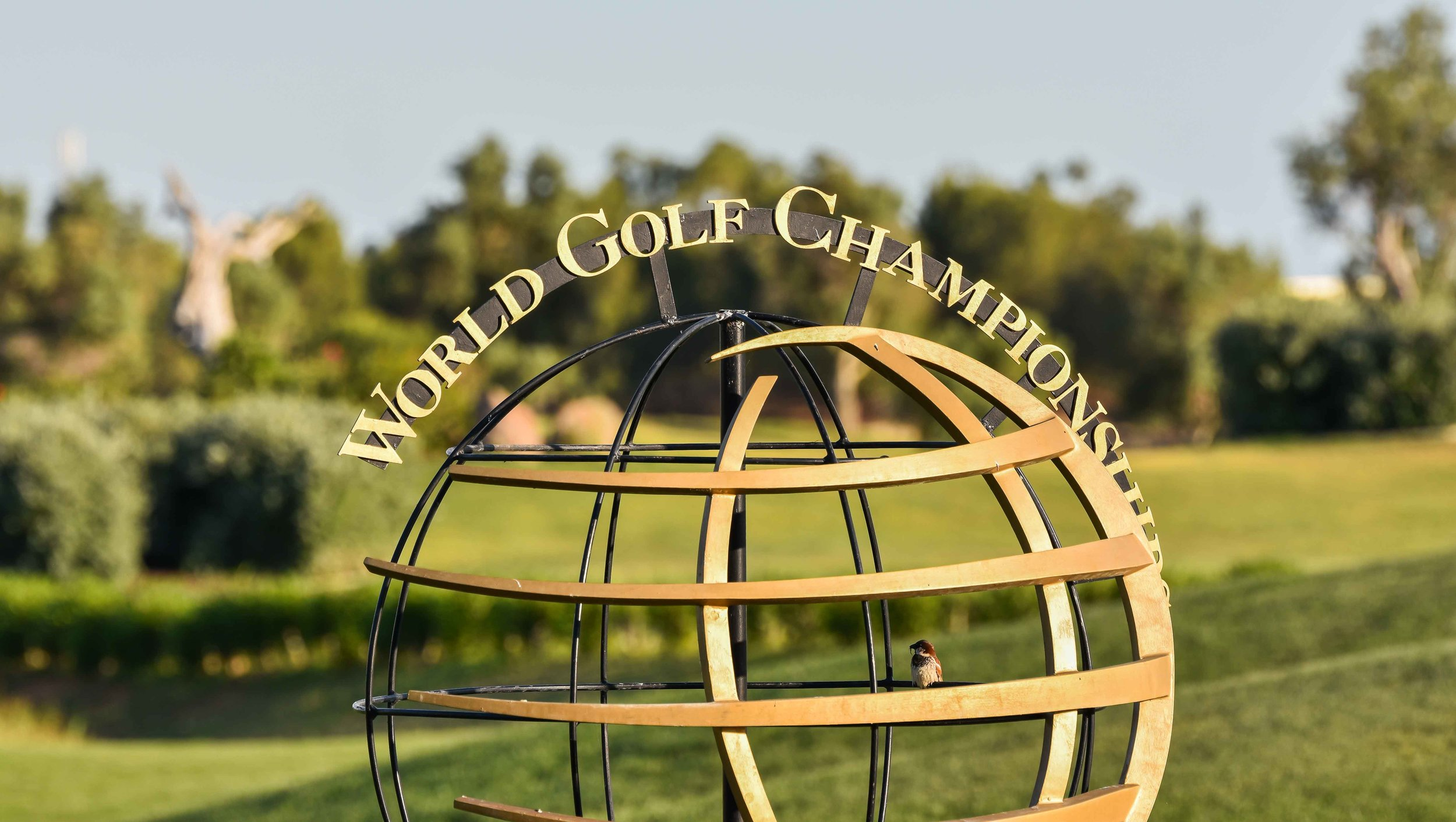 The WGC globe still looms large at Dom Pedro