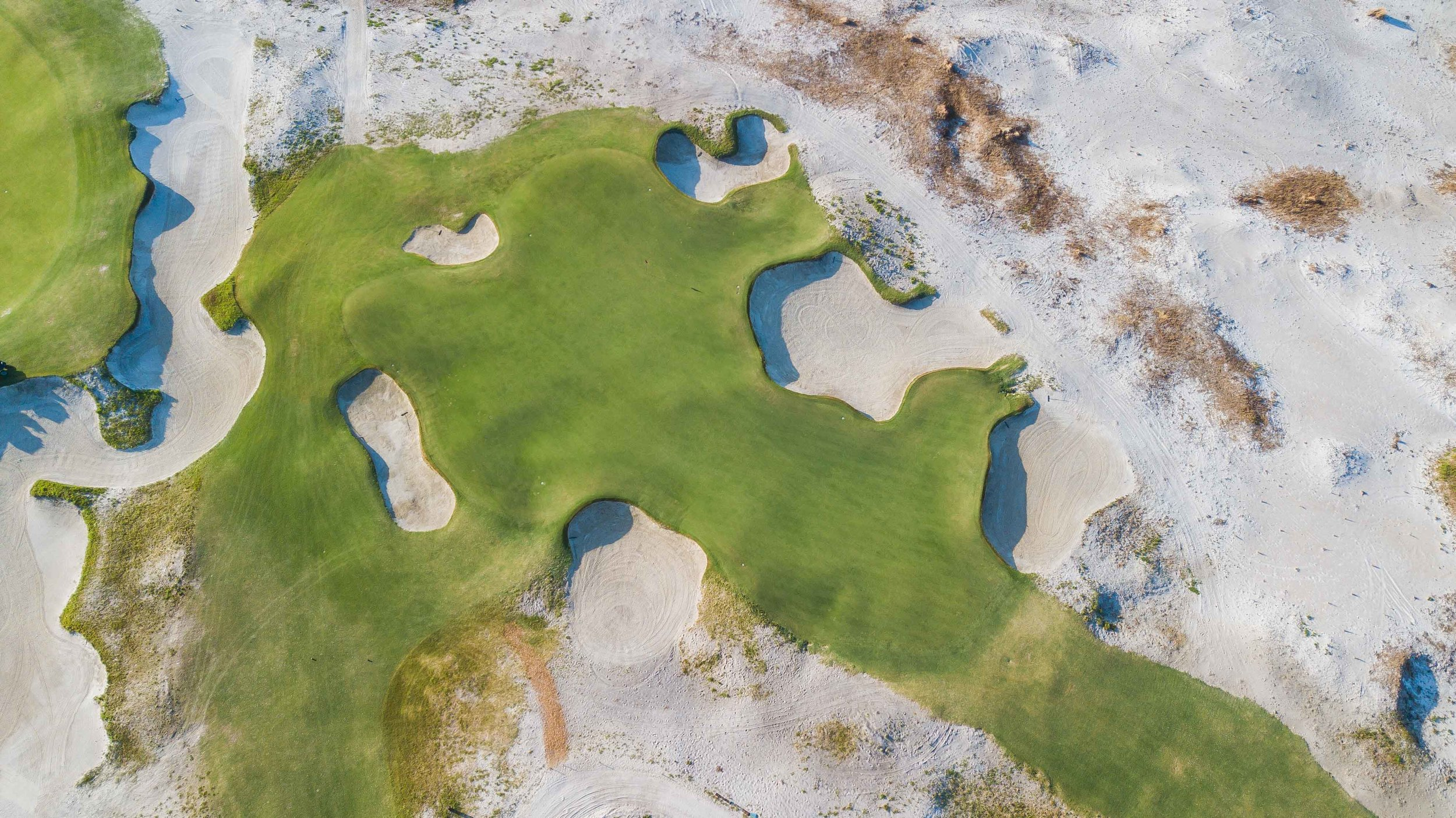 Gil Hanse's Black course at Streamsong