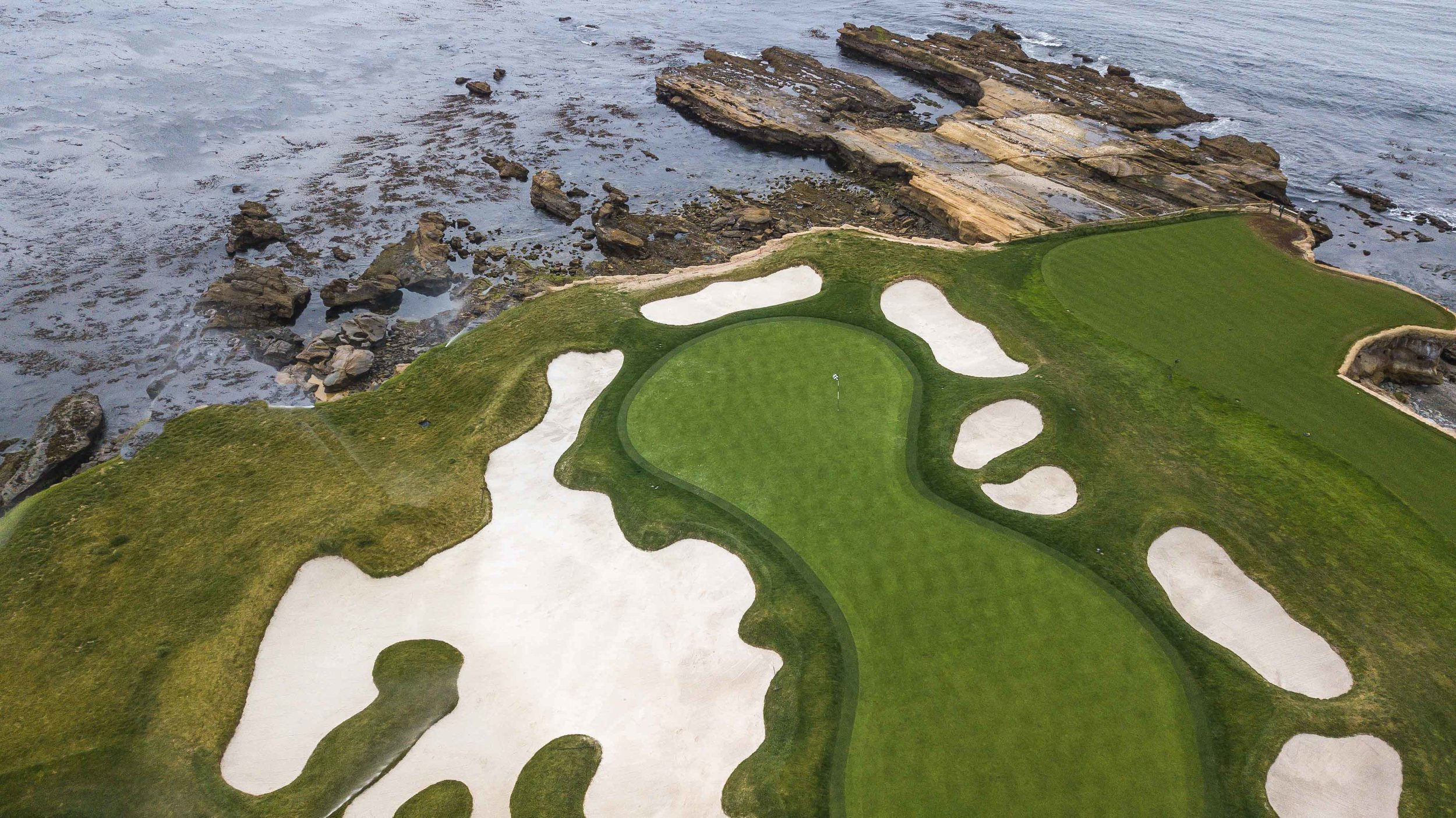 The 17th at Pebble Beach Golf Links