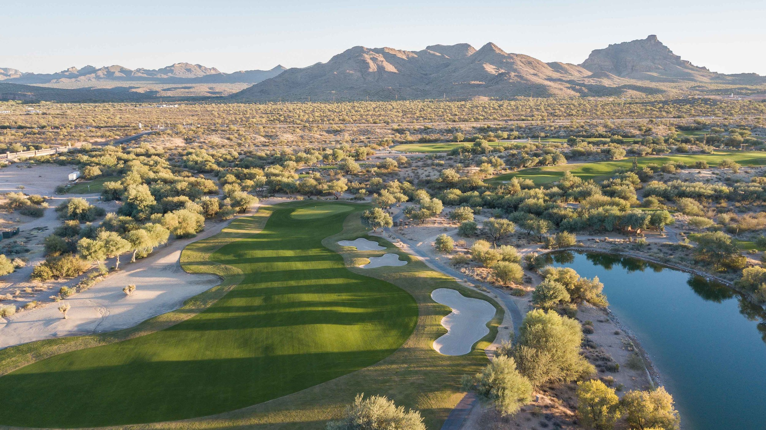 We-Ko-Pa is my go to option for public golf in Scottsdale