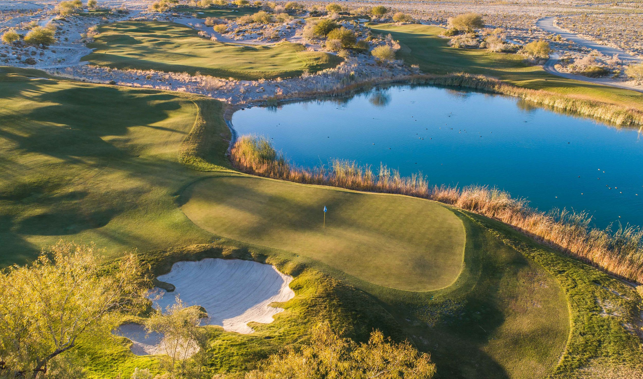 Nicklaus' Coyote Springs