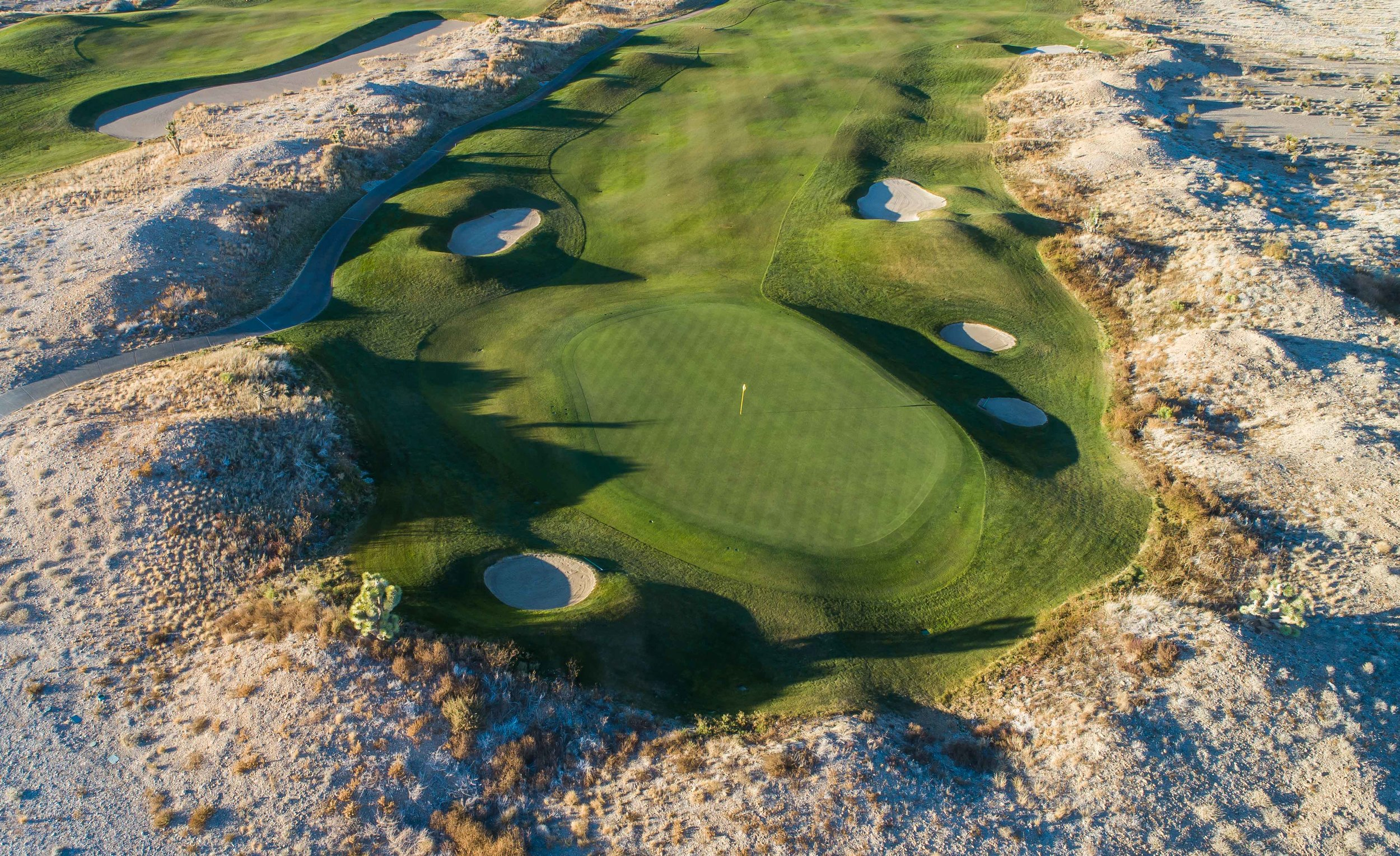 Paiute's Wolf Course