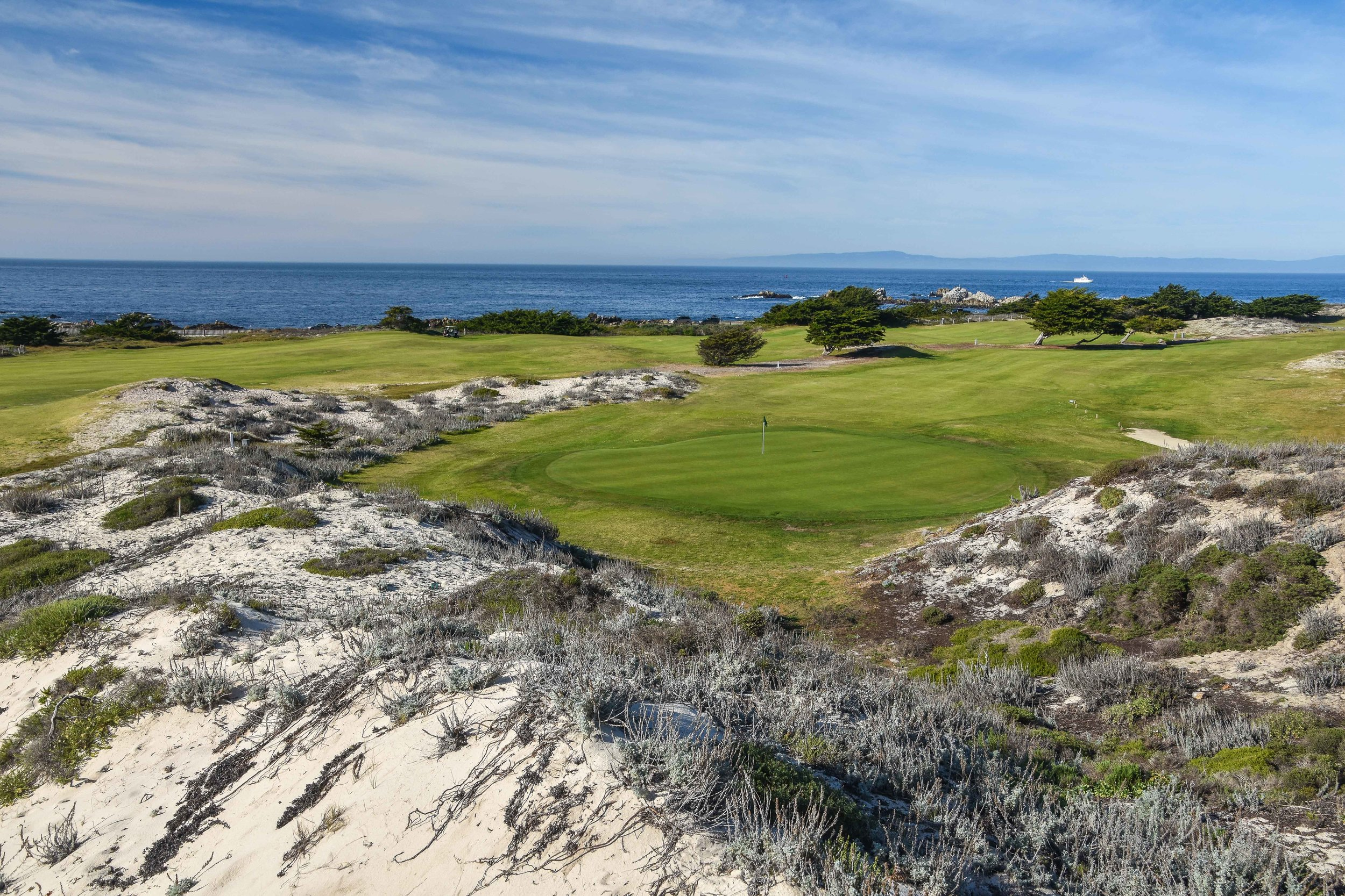 Pacific Grove Golf Links is on my list of must plays in Monterey.