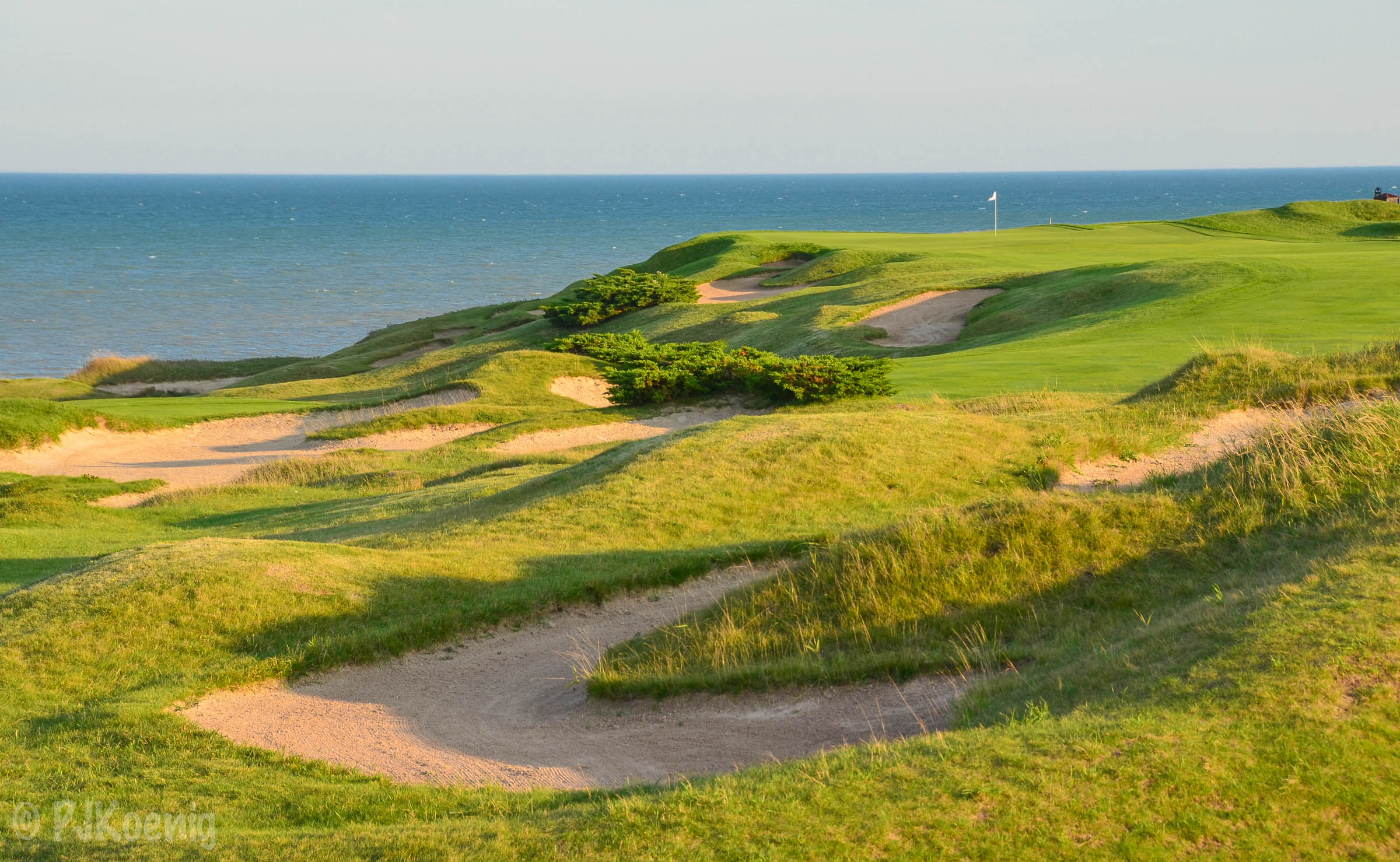 The 16th at Whistling Straits