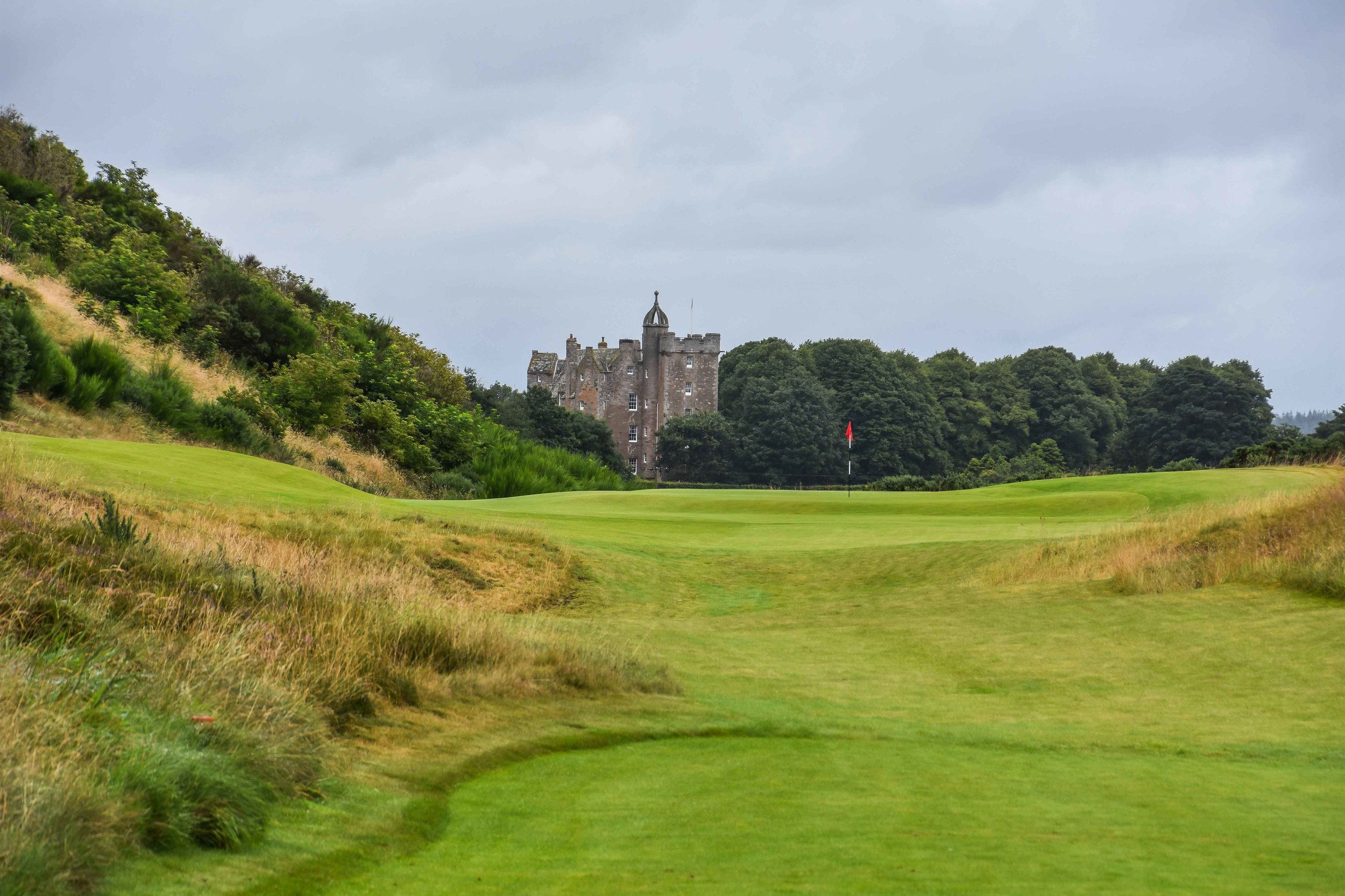 The Castle Stuart at Castle Stuart