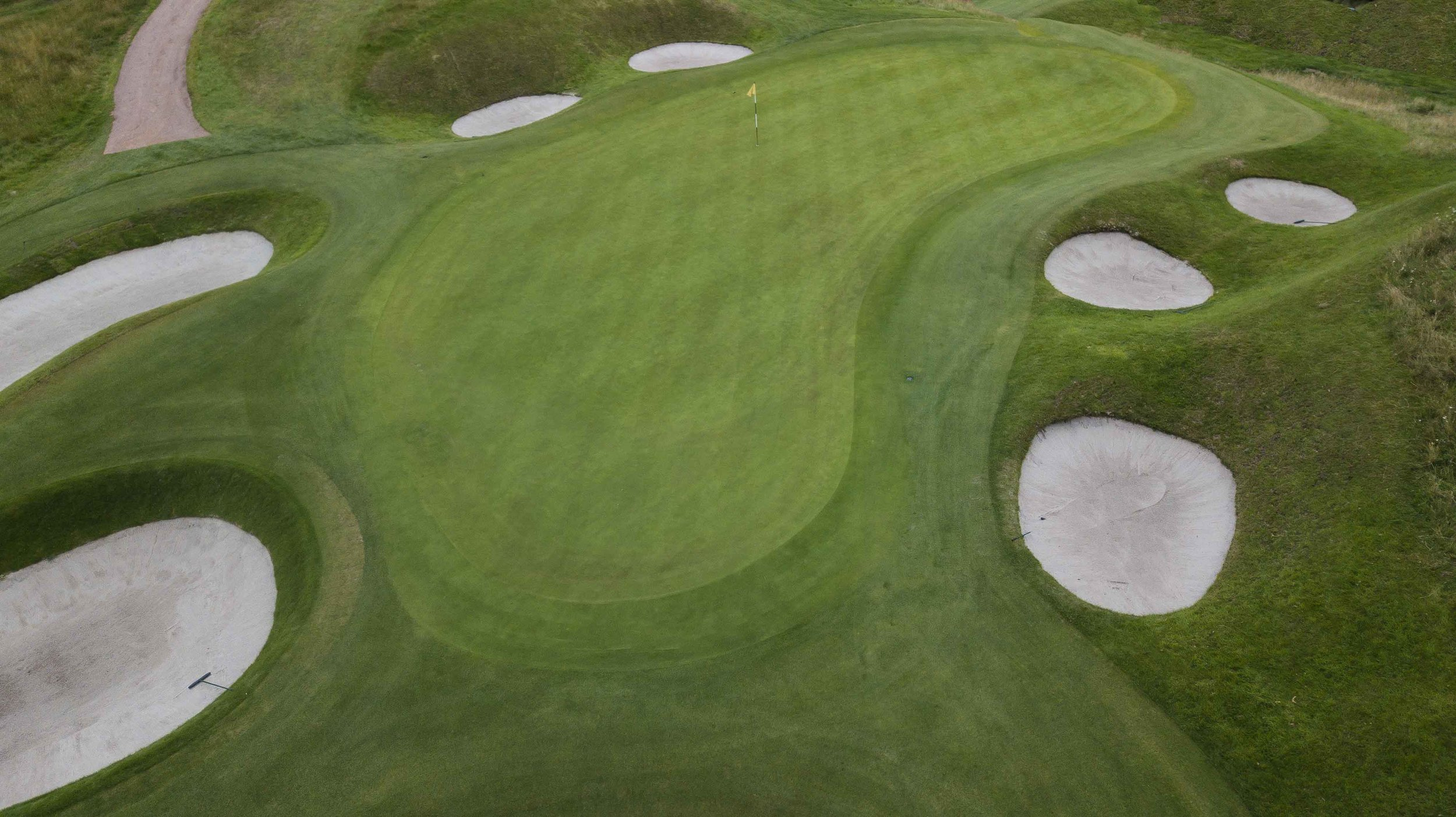 """Gleneagles also has a Kings and a Queens course as well as a pitch and putt option that they call the """"Wee Course."""""""