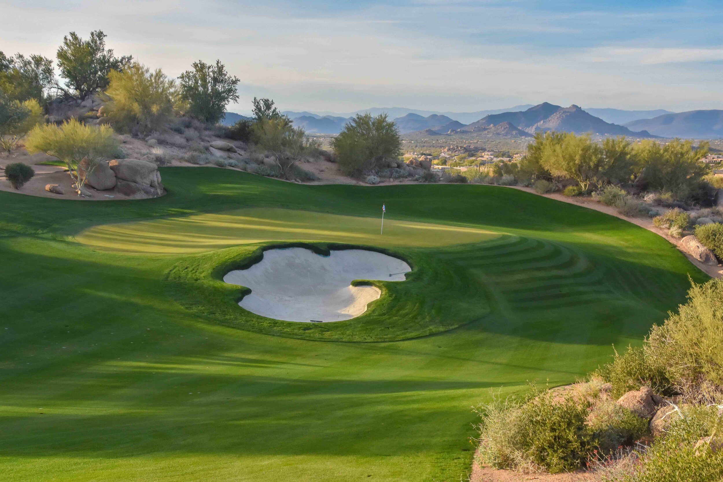 The Tom Fazio designed, Estancia Club